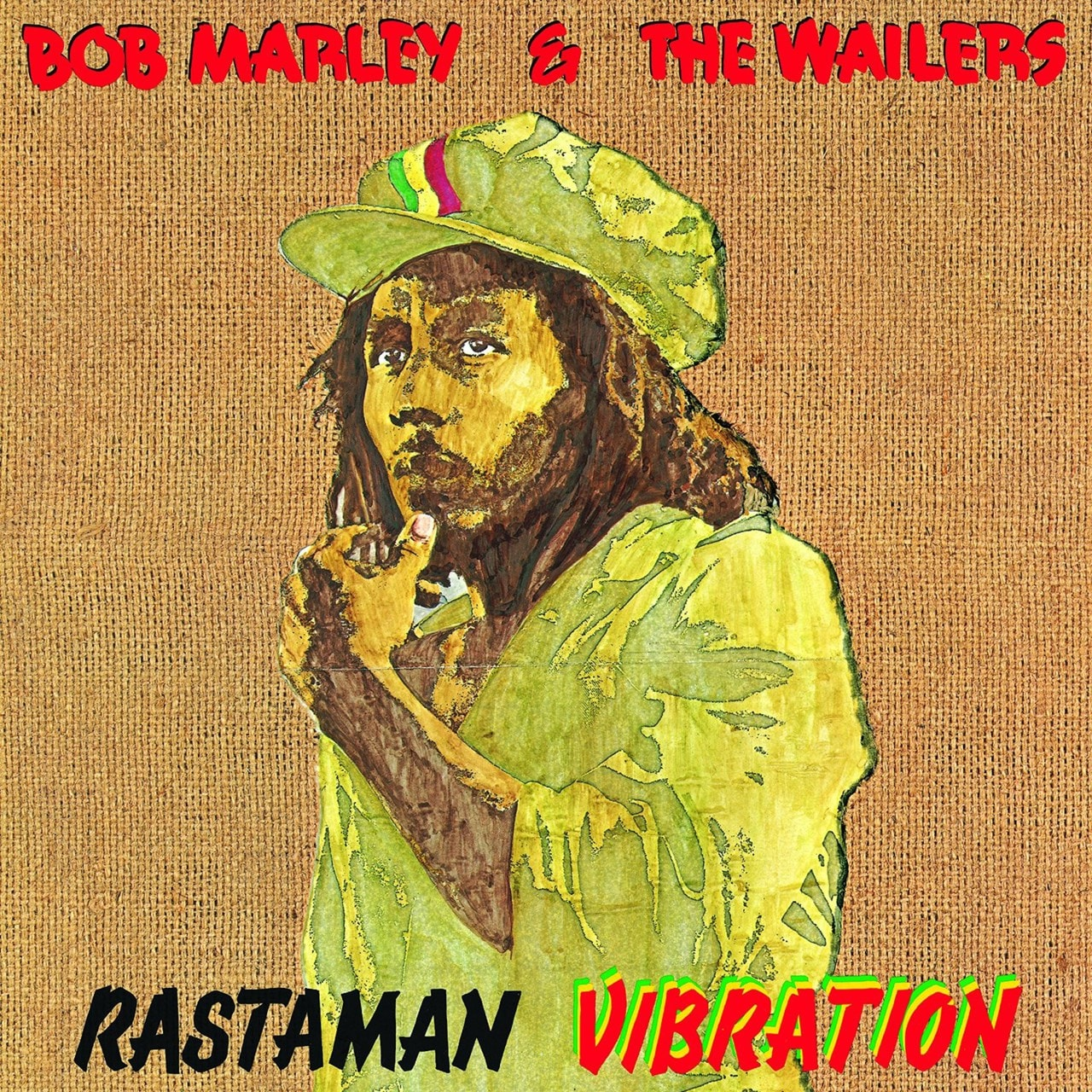 Rastaman Vibration - 1