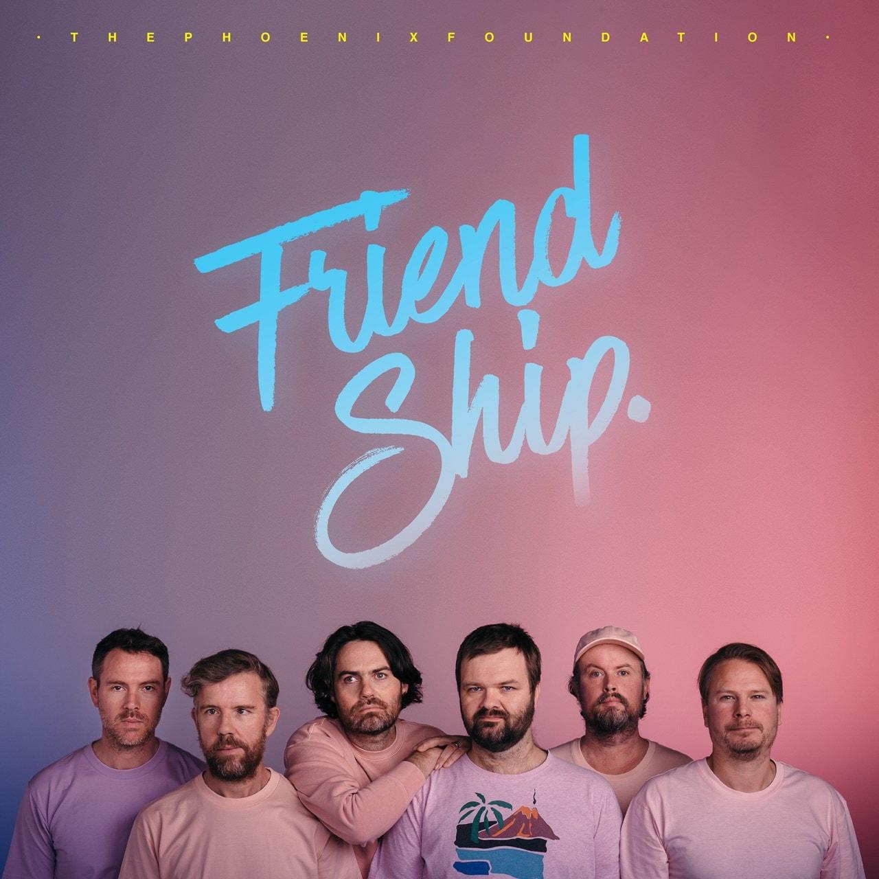 Friend Ship - 1