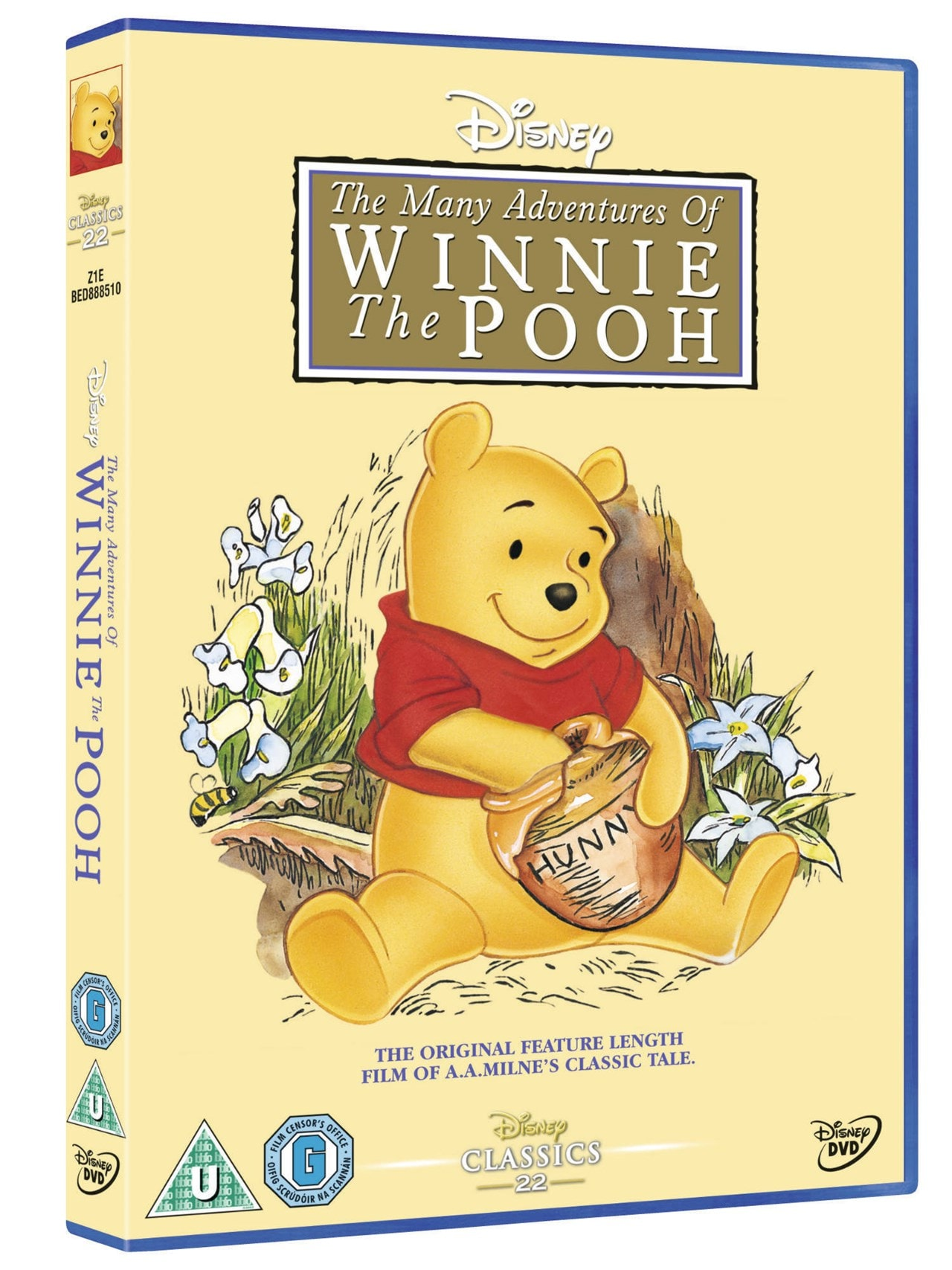 Winnie the Pooh: The Many Adventures of Winnie the Pooh - 4