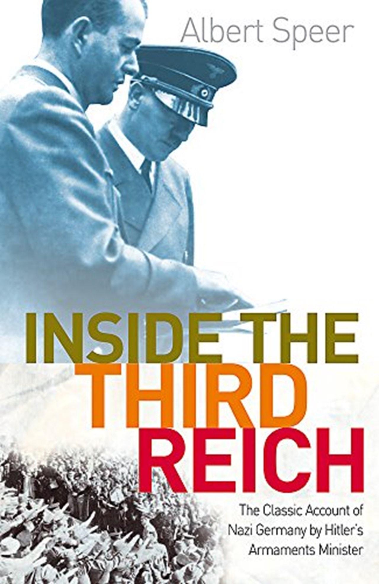 Inside The Third Reich - 1