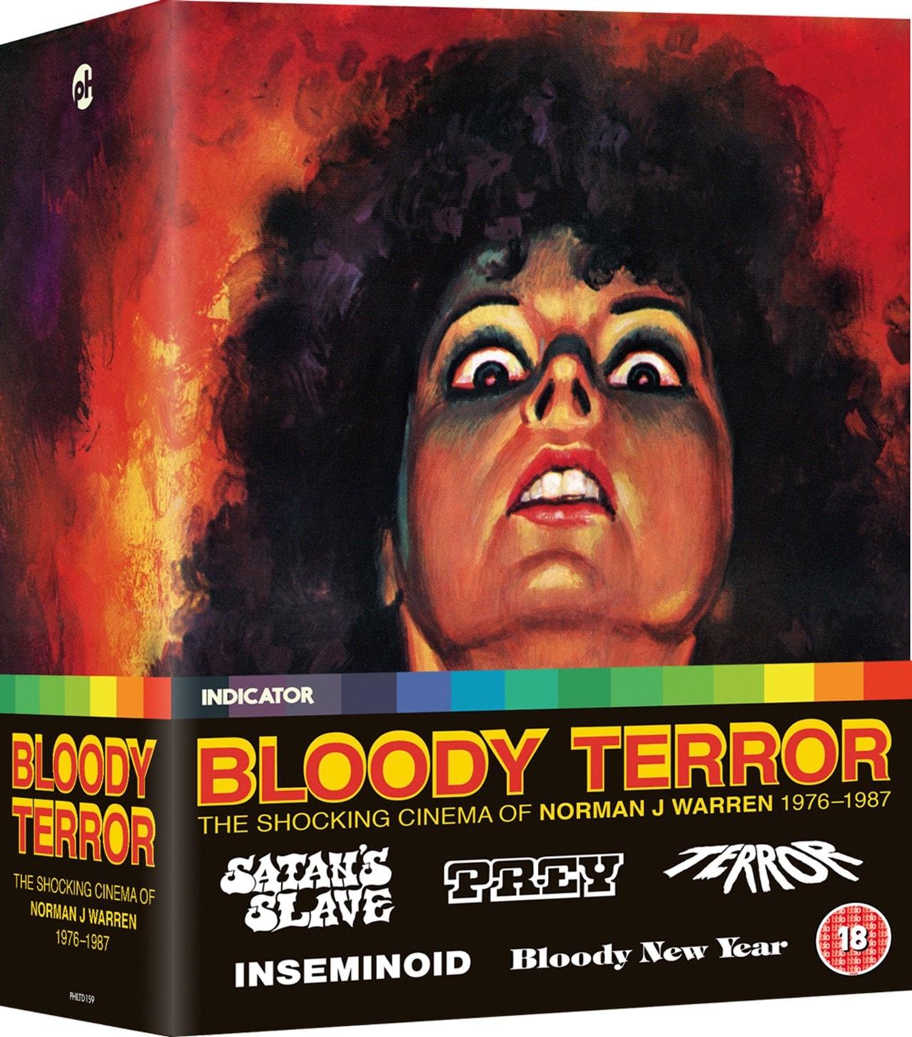 Bloody Terror - The Shocking Cinema of Norman J Warren 1976-1987 - 1