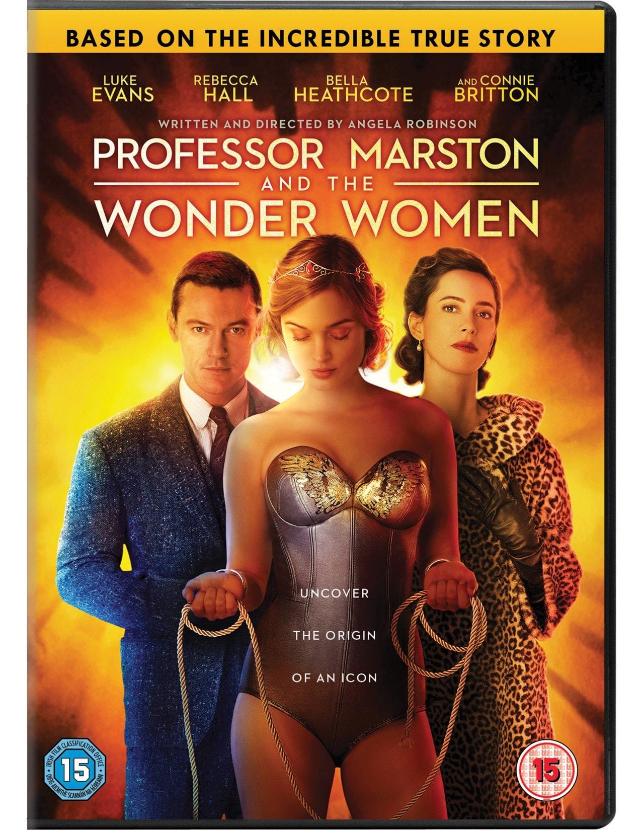 Professor Marston and the Wonder Women - 1