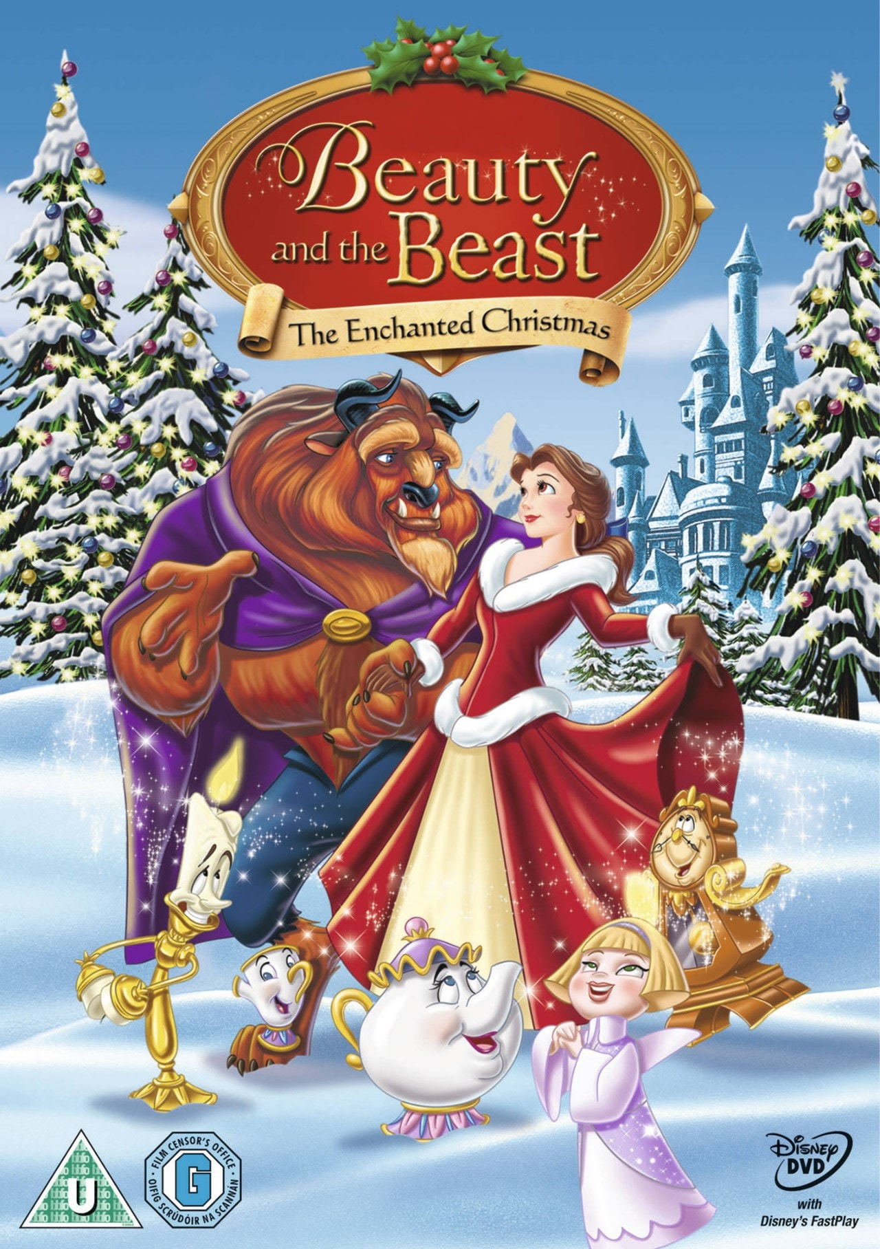 Beauty and the Beast: The Enchanted Christmas - 1