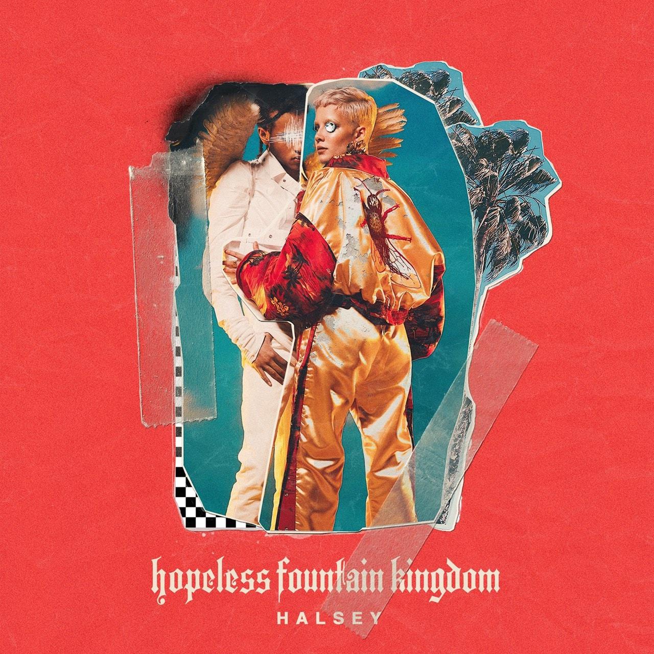 Hopeless Fountain Kingdom - 1