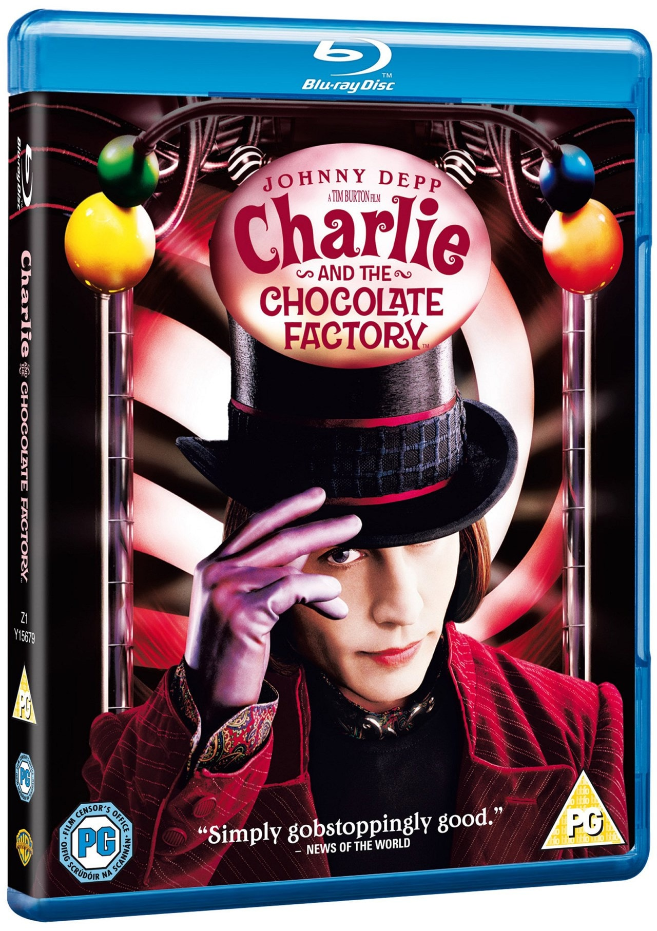 Charlie and the Chocolate Factory - 1