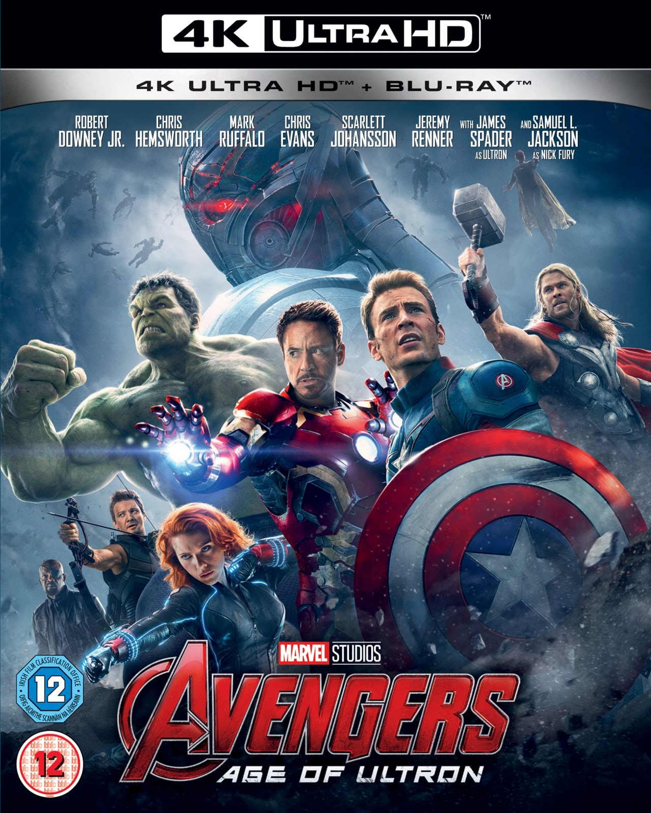 Avengers: Age of Ultron - 3