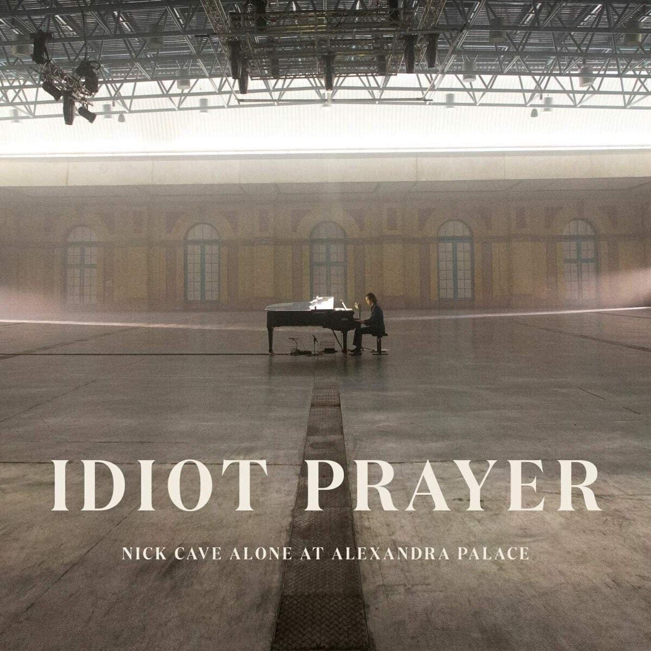 Idiot Prayer: Nick Cave Alone at Alexandra Palace - 1