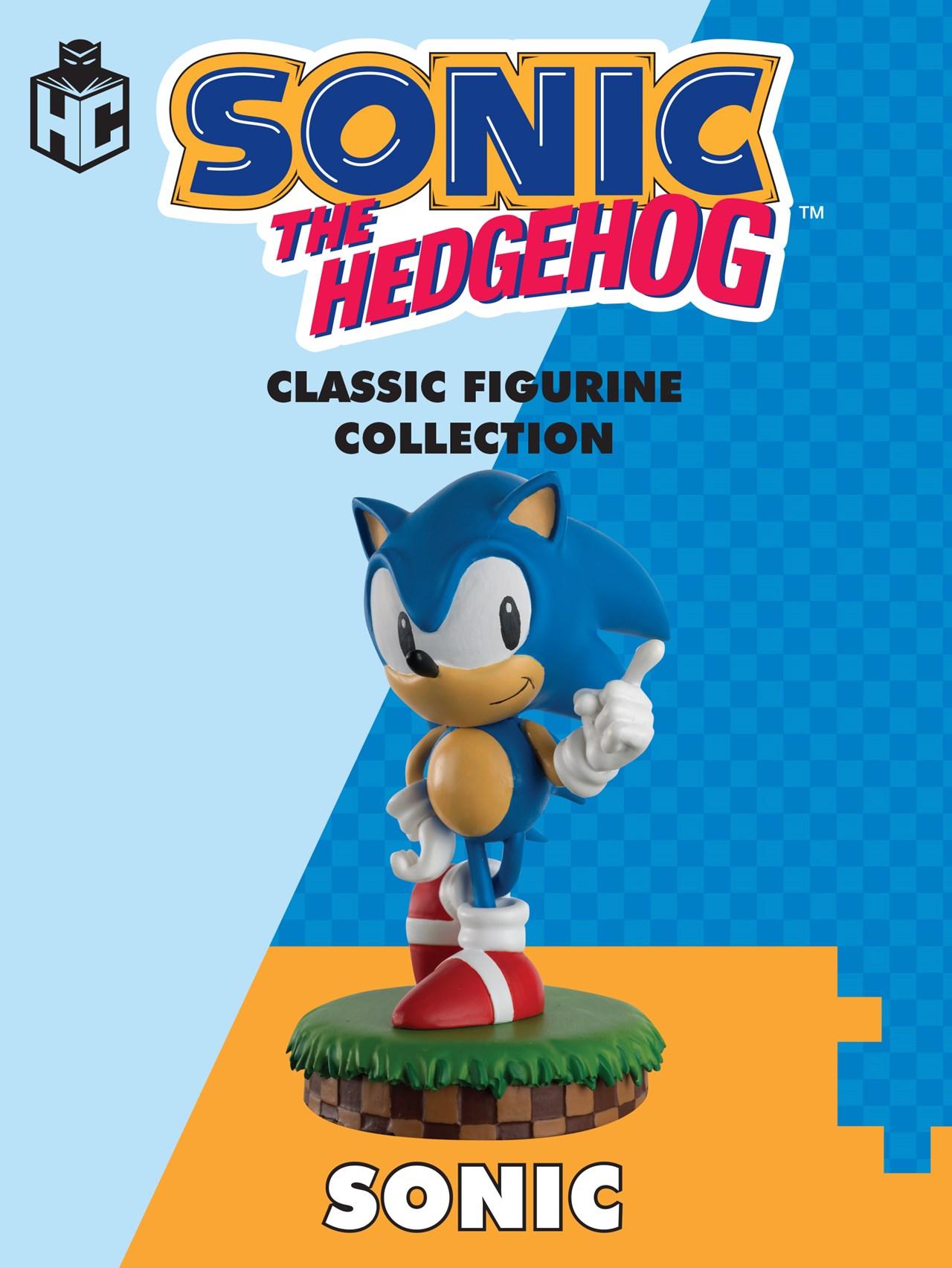 Sonic Figurine: Hero Collector - 3