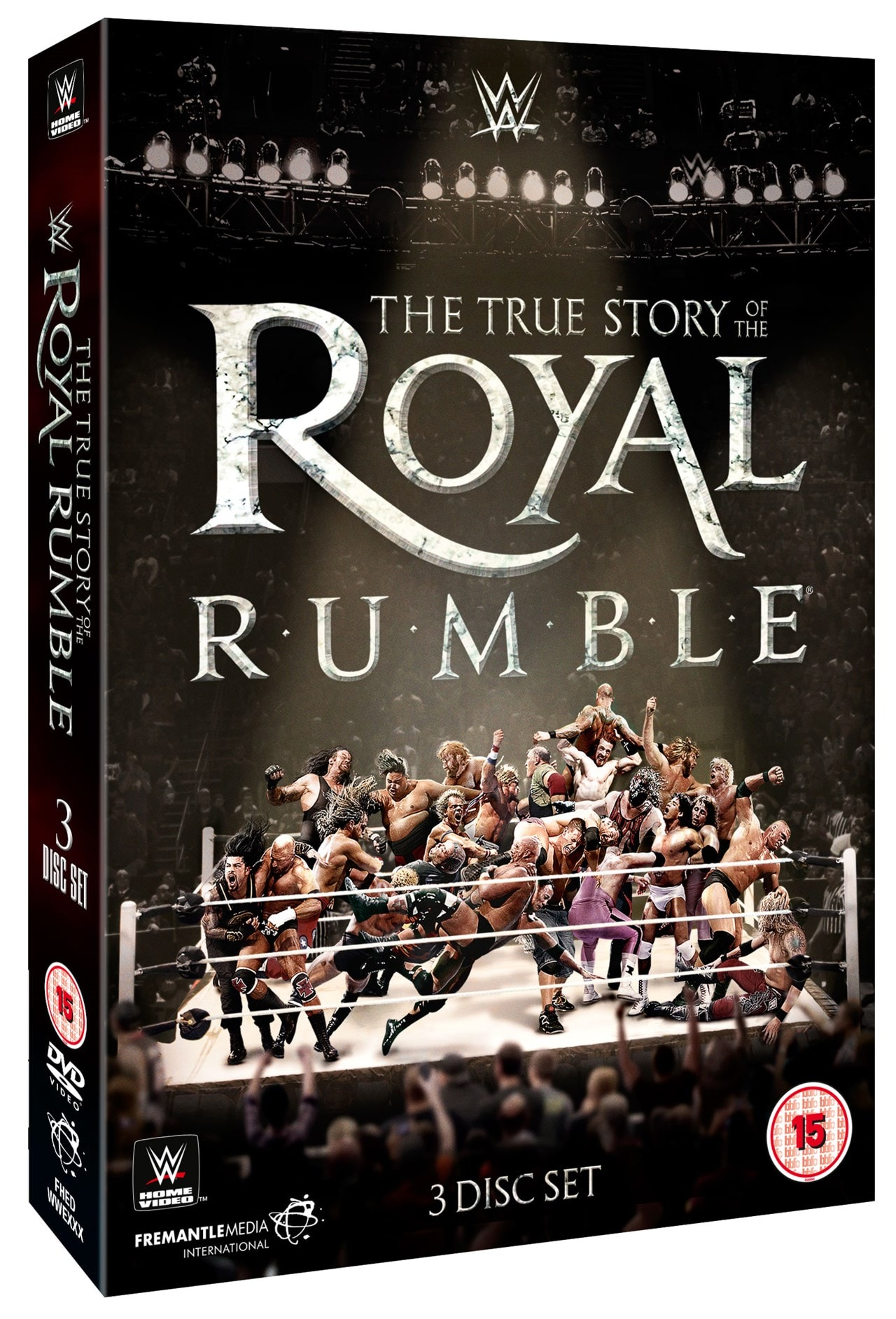 WWE: The True Story of the Royal Rumble - 1