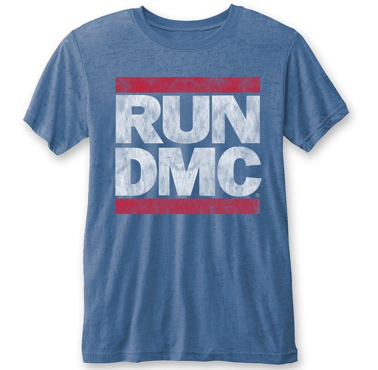 Run DMC: Vintage Logo (Small) - 1
