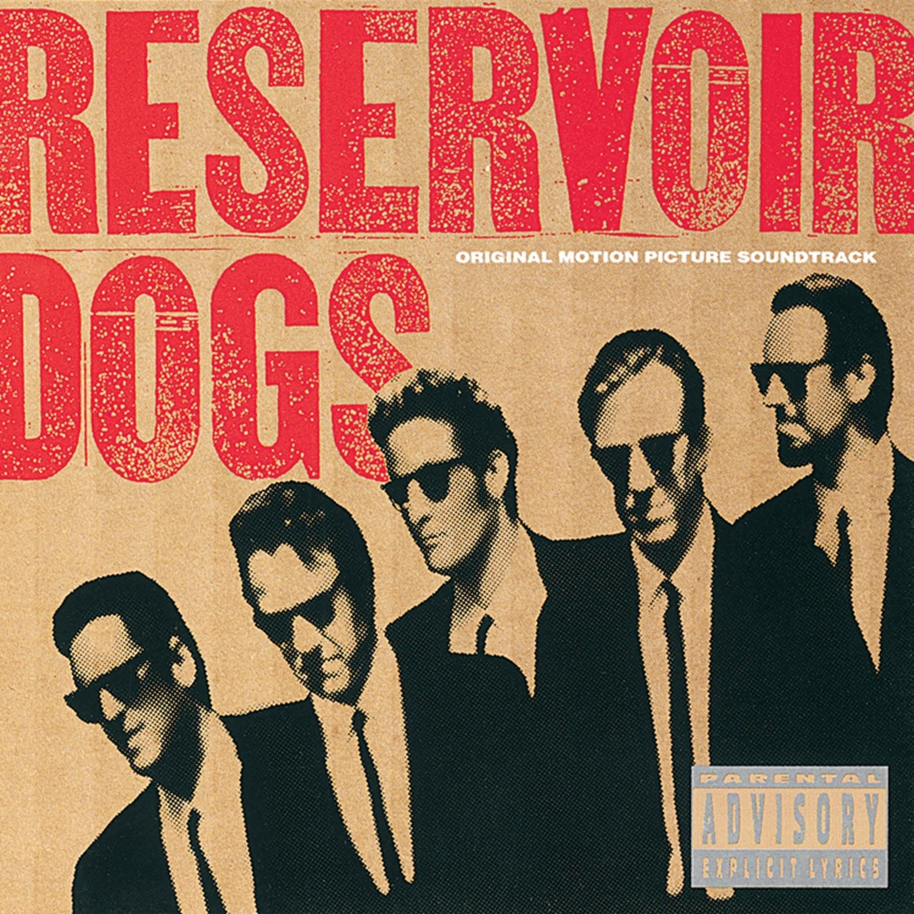 Reservoir Dogs - 1