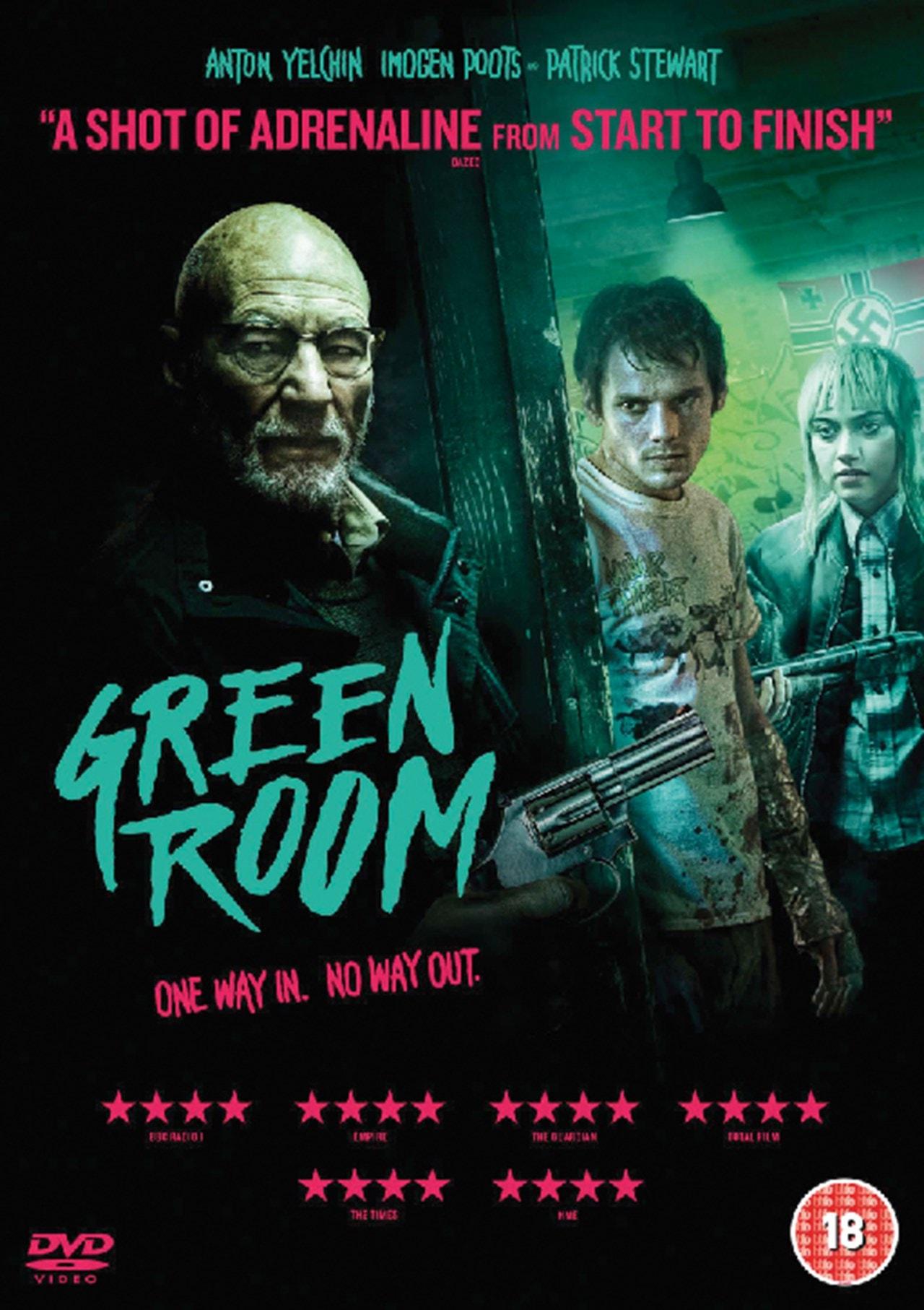 Green Room - 1