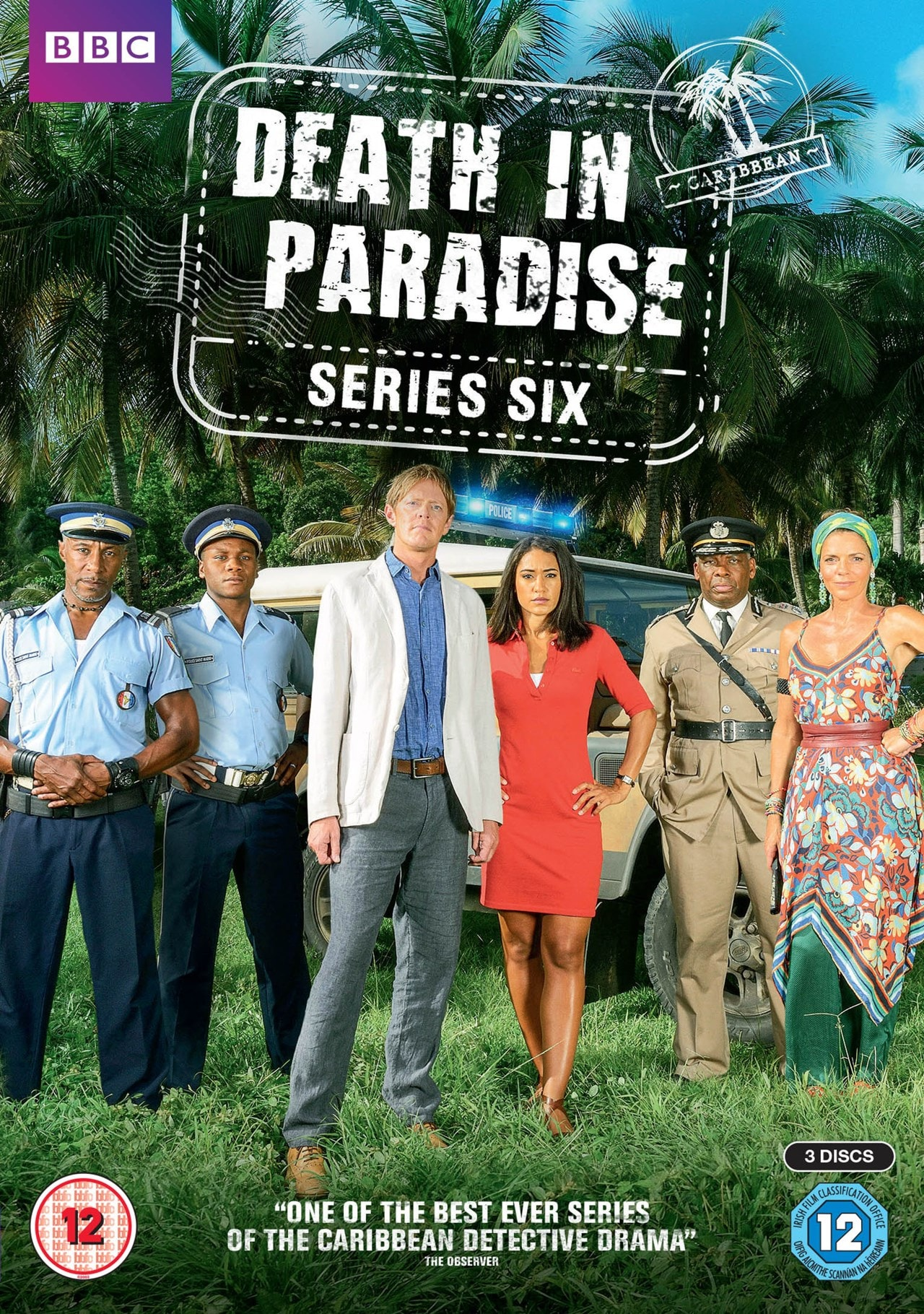Death in Paradise: Series Six - 1