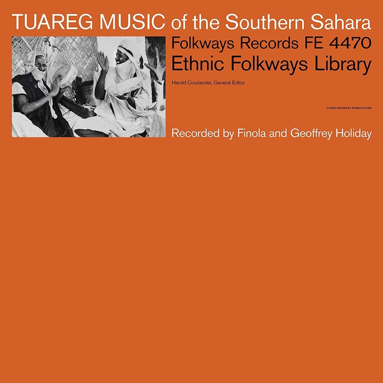 Tuareg Music of the Southern Sahara - 1
