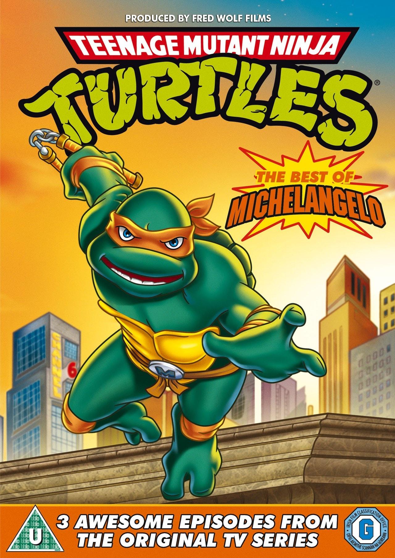 Teenage Mutant Ninja Turtles: Best of Michelangelo - 1
