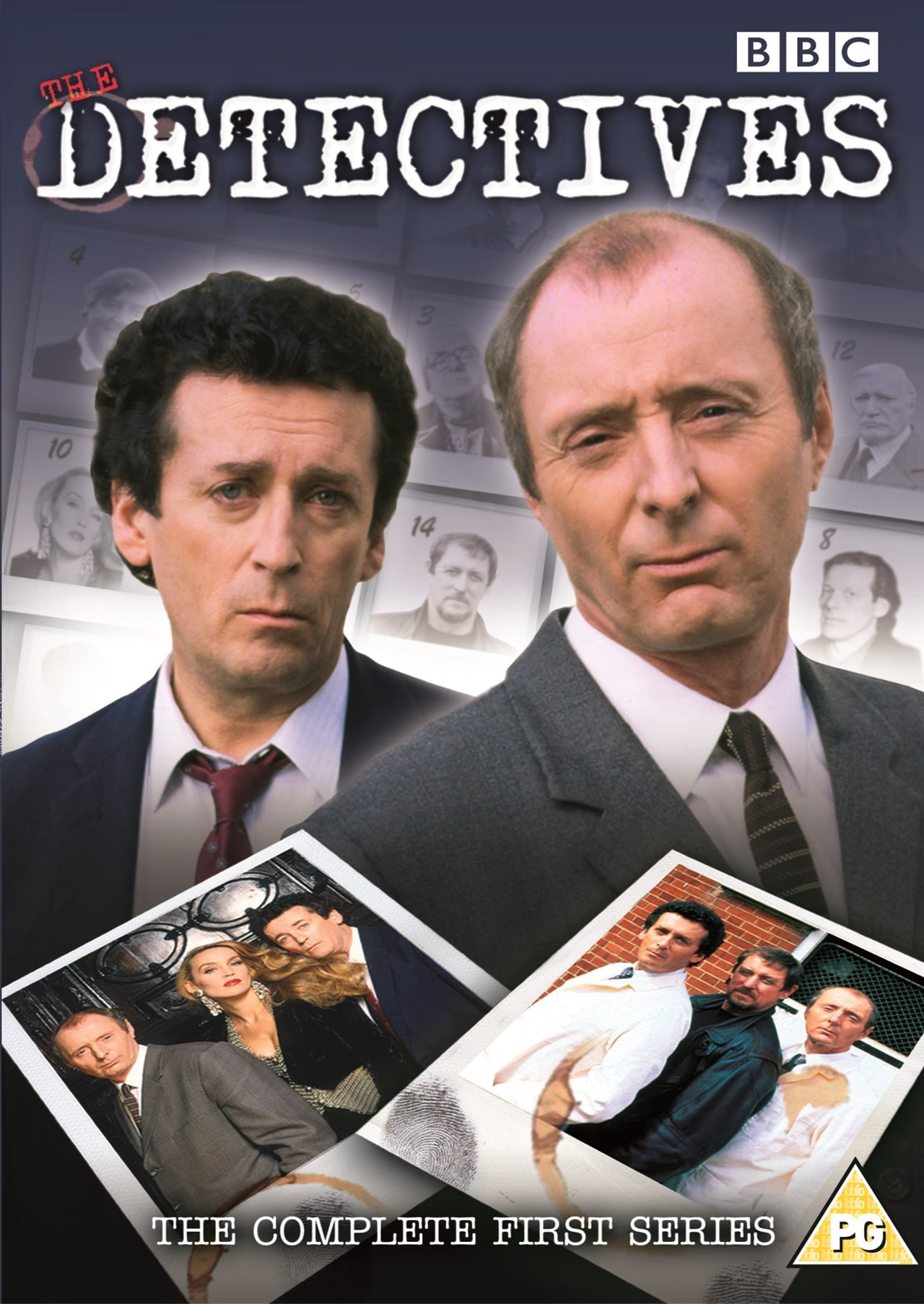 The Detectives: Series 1 - 1