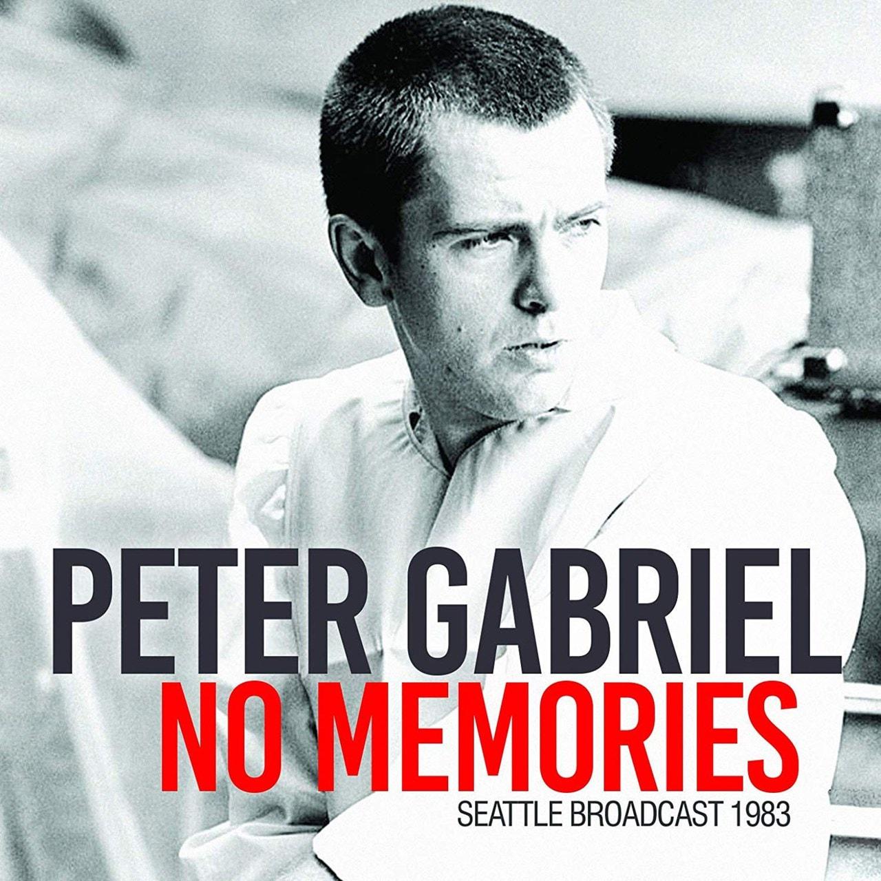 No Memories: Seattle Broadcast 1983 - 1