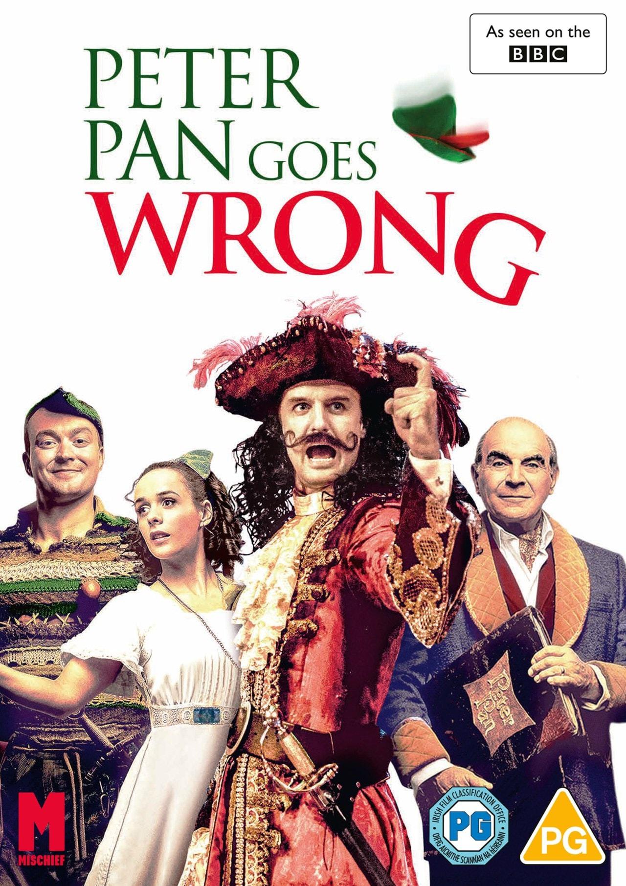 Peter Pan Goes Wrong - 1