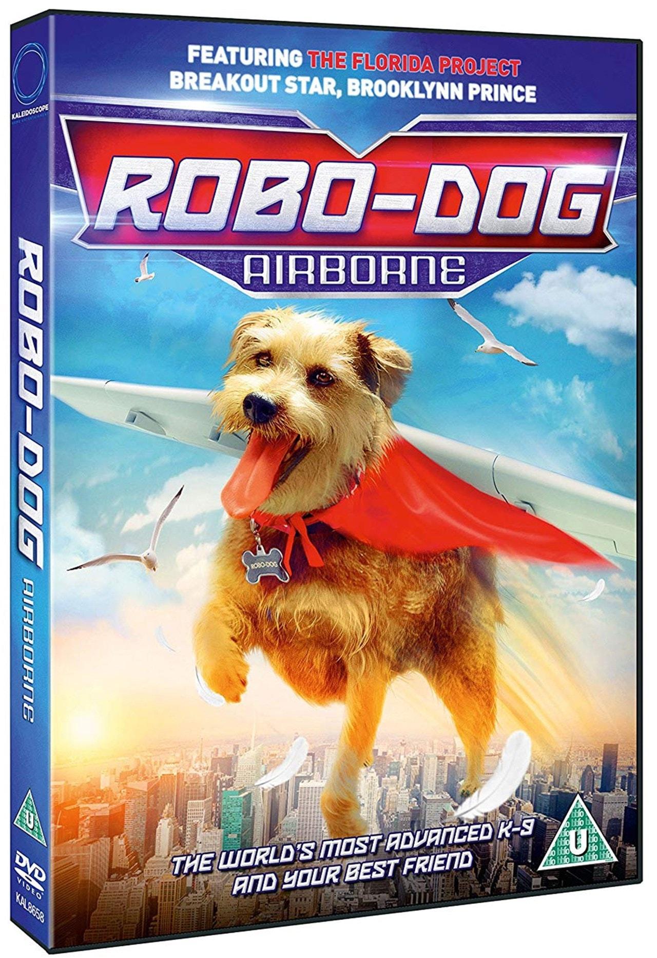 Robo-dog: Airborne - 2