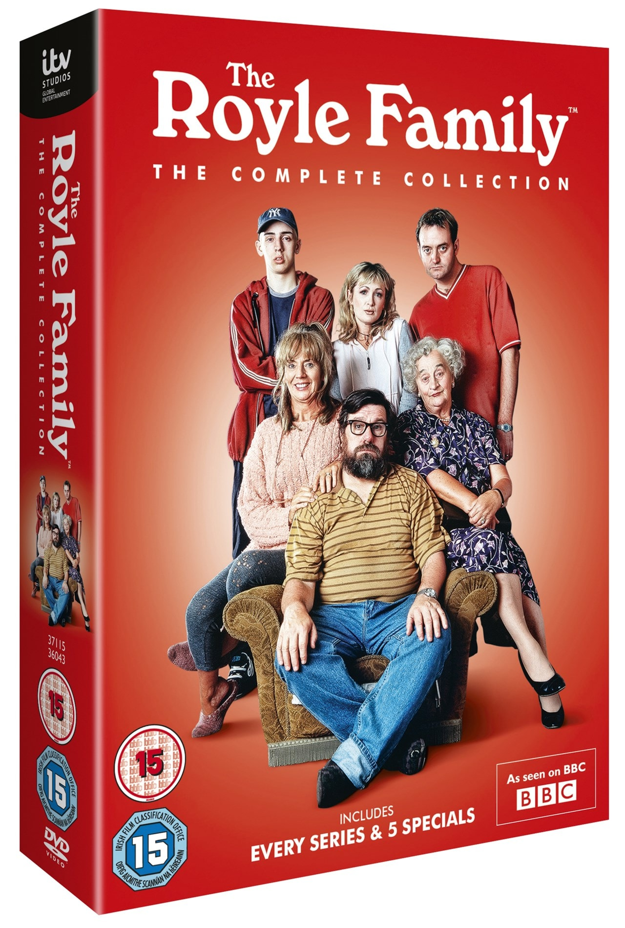 The Royle Family: The Complete Collection - 2