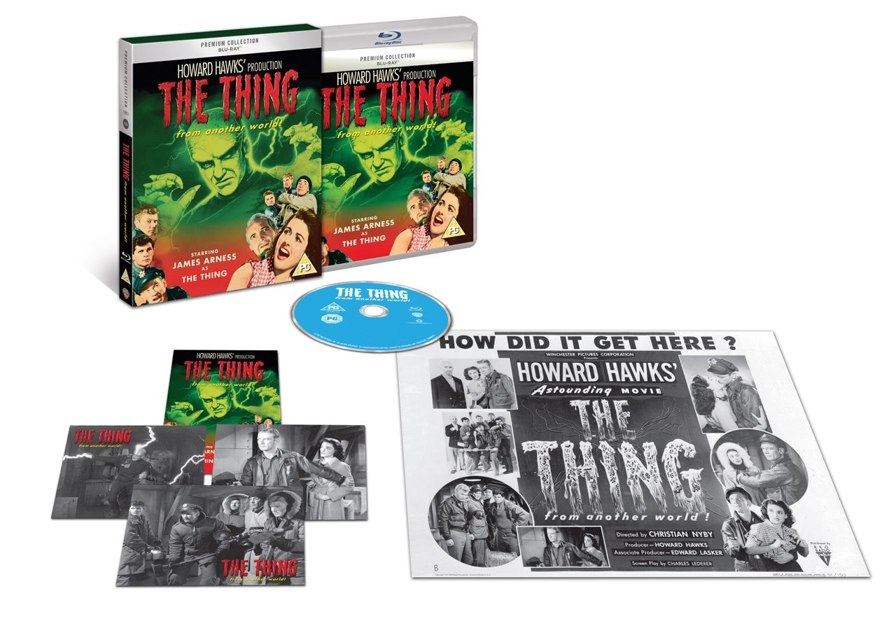 The Thing from Another World (hmv Exclusive) - The Premium... - 3