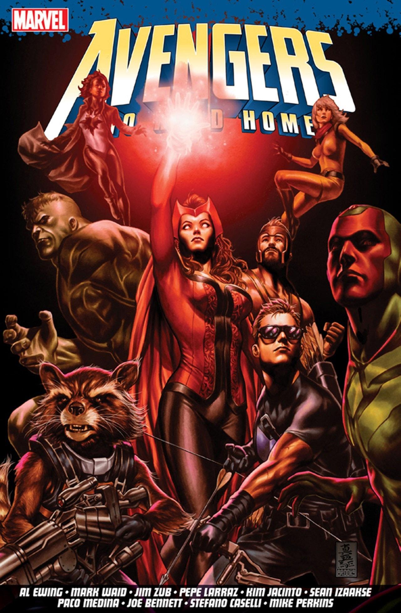 Avengers: No Road Home - 1