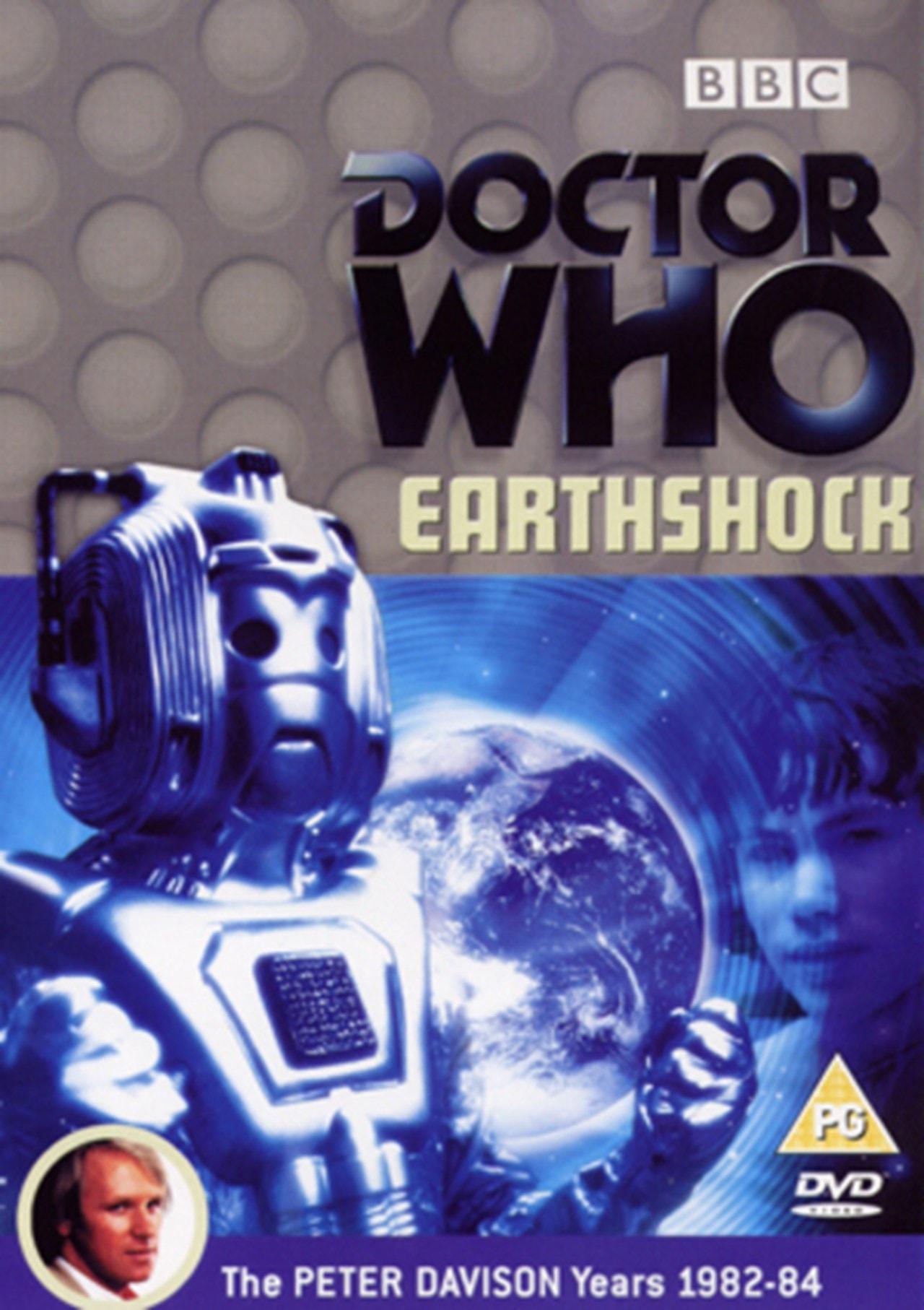 Doctor Who: Earthshock - 1