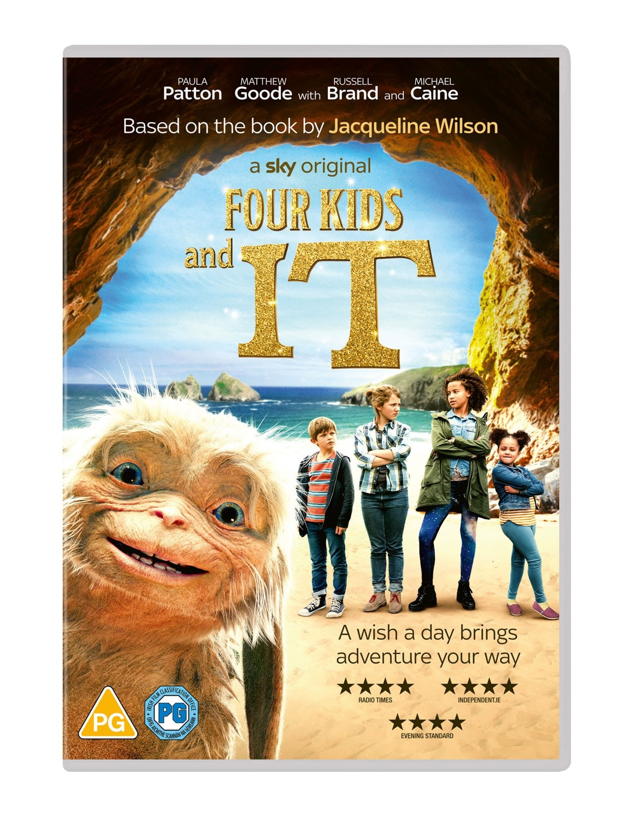 Four Kids and It - 1