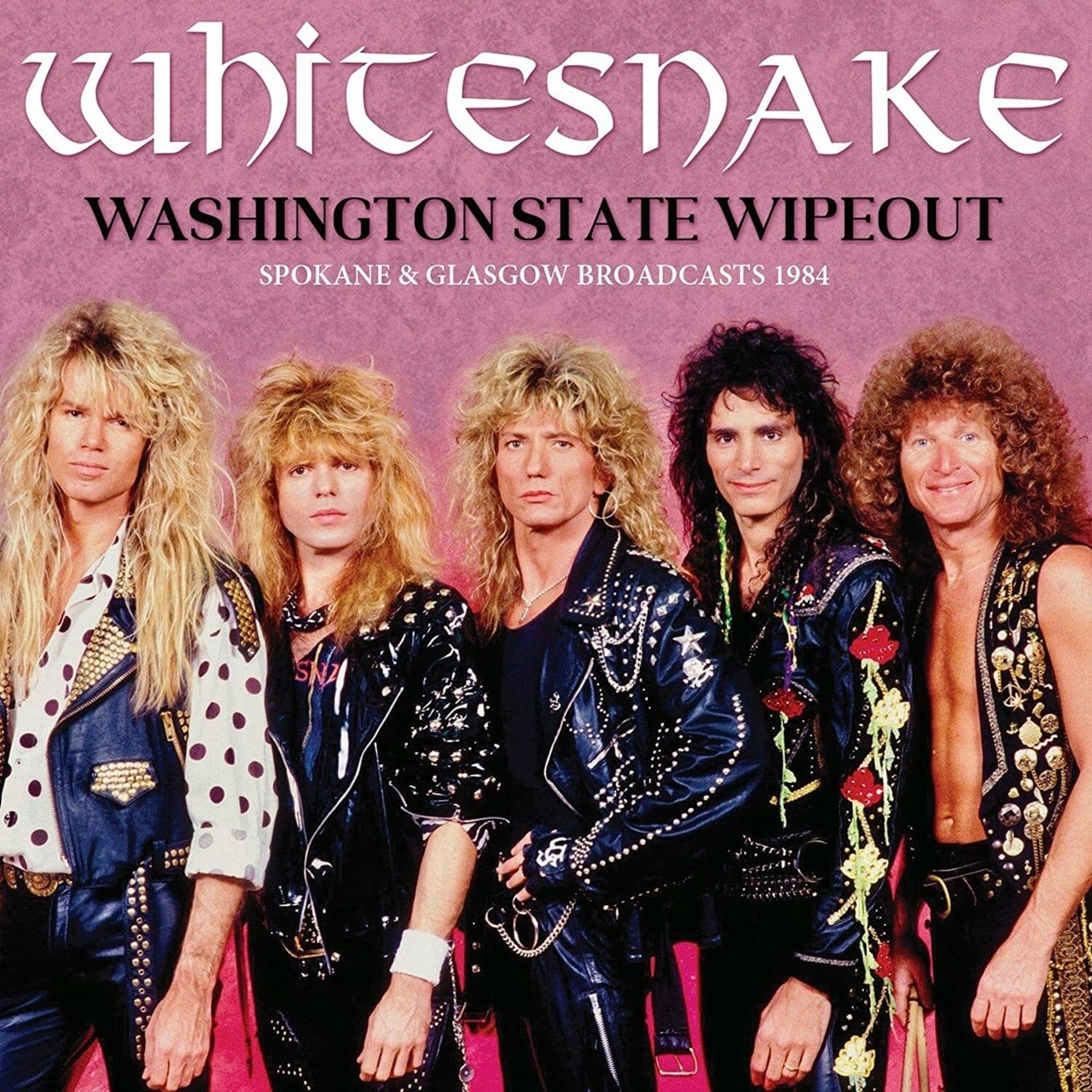 Washington State Wipeout: Spokane & Glasgow Broadcasts 1984 - 1
