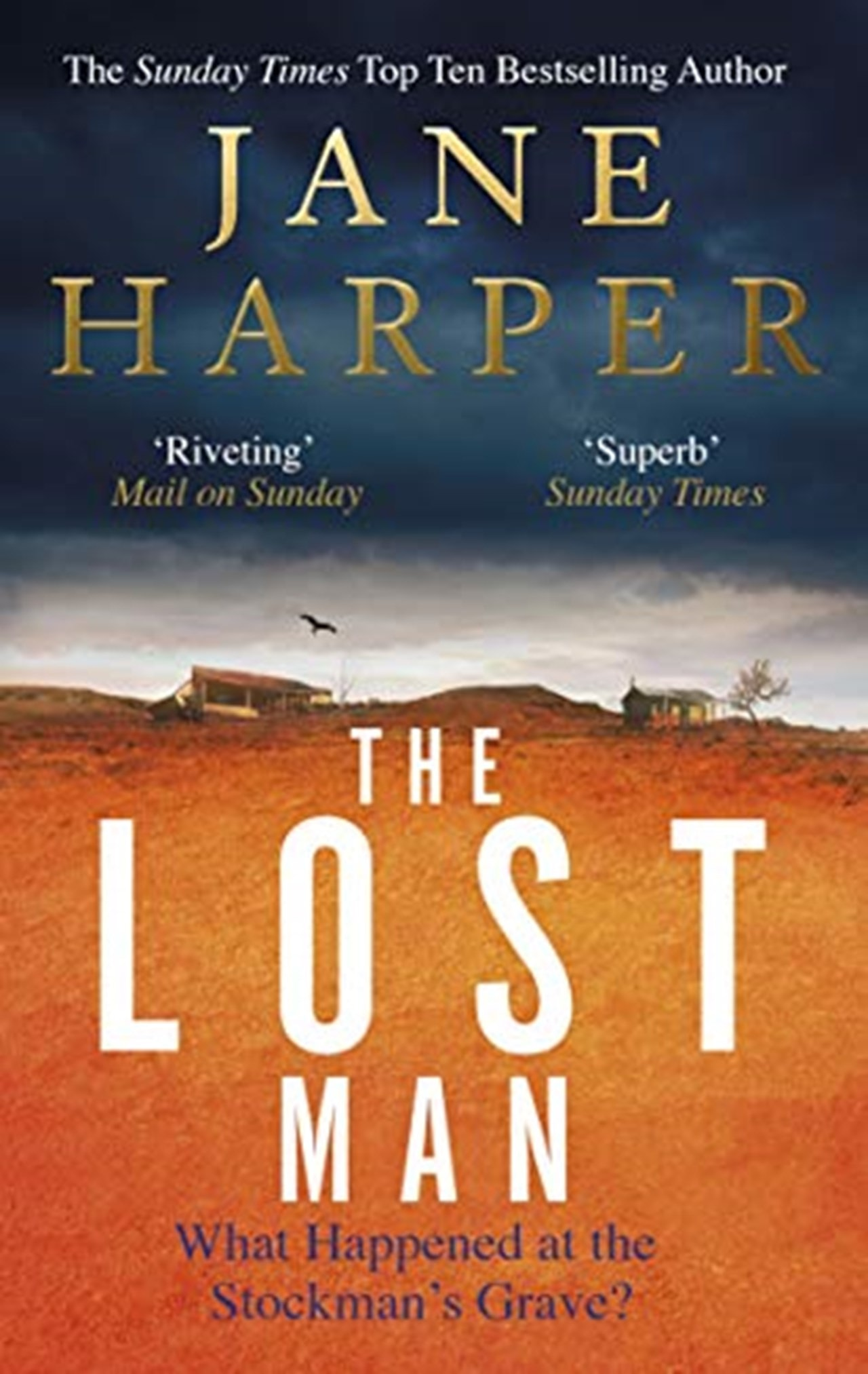 The Lost Man - 1