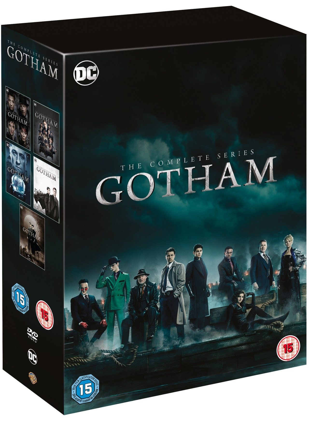 Gotham: The Complete Series - 2