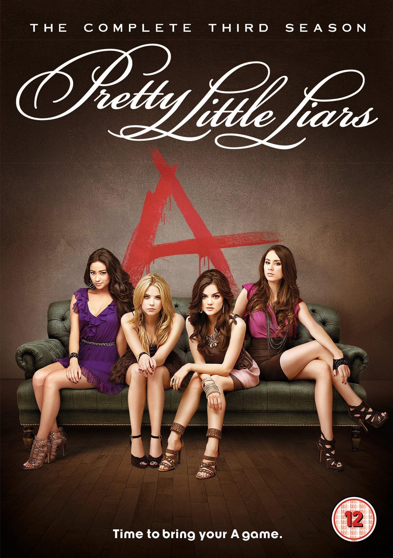 Pretty Little Liars: The Complete Third Season - 1