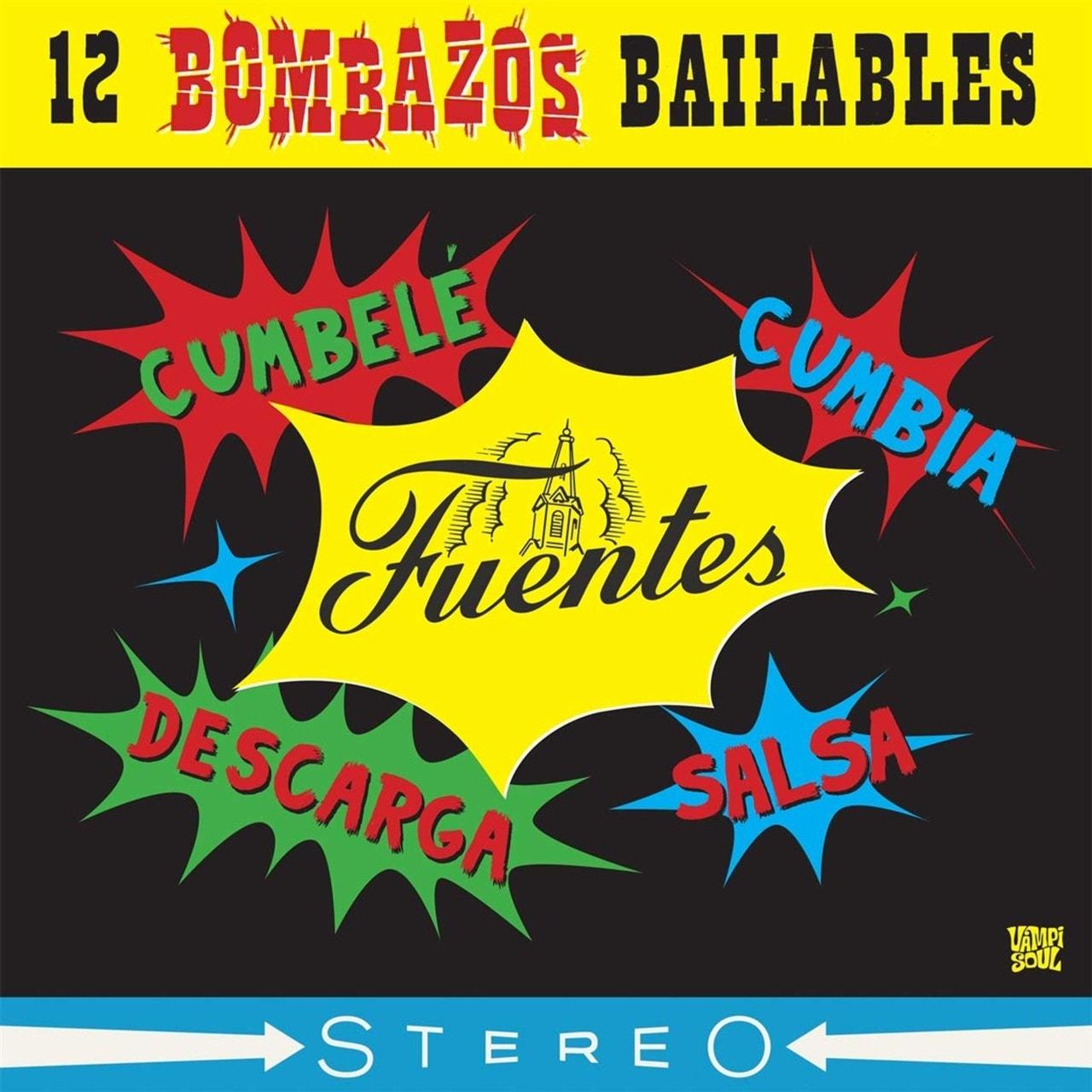 12 Bombazos Bailables - 1