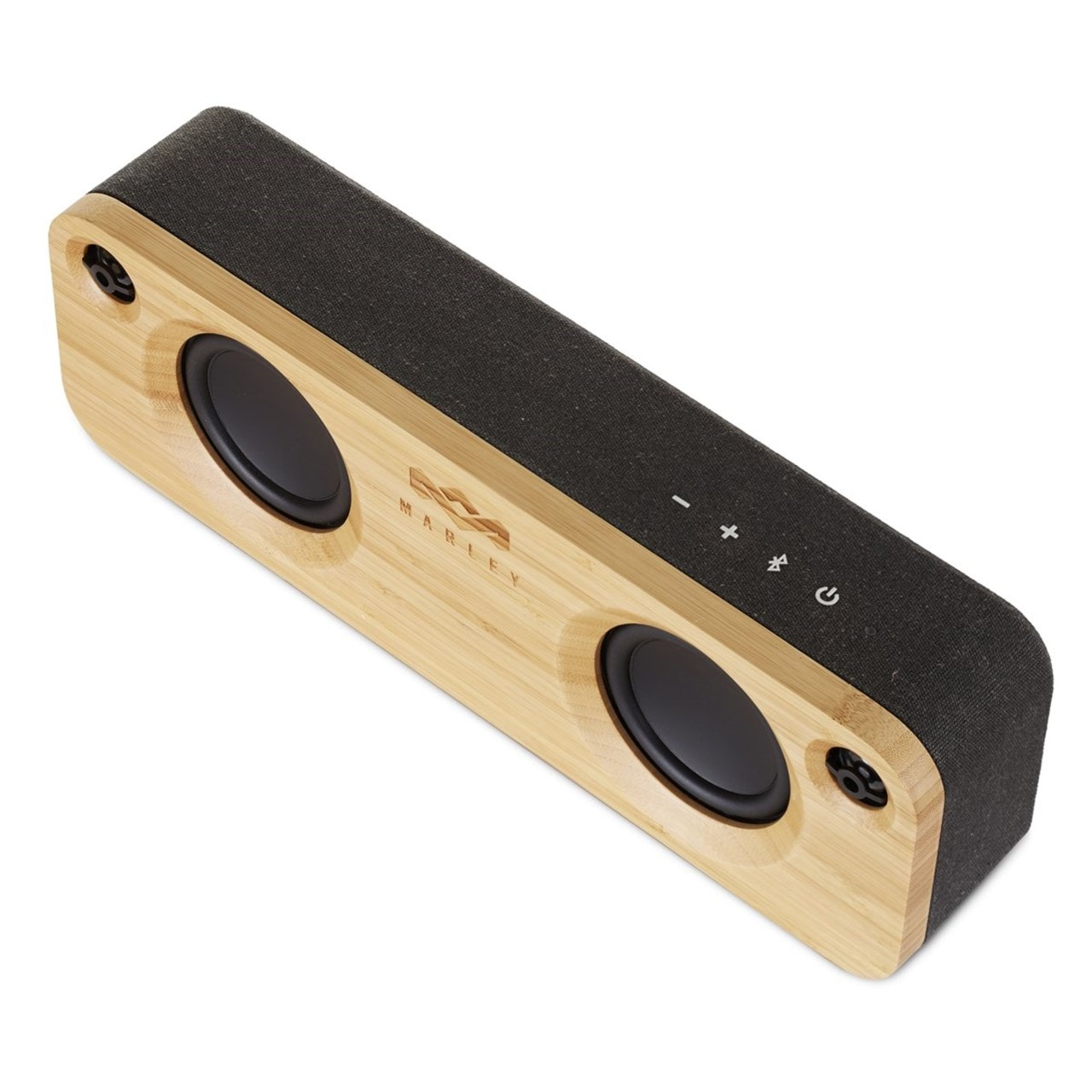 House Of Marley Get Together Signature Black Bluetooth Speaker - 2