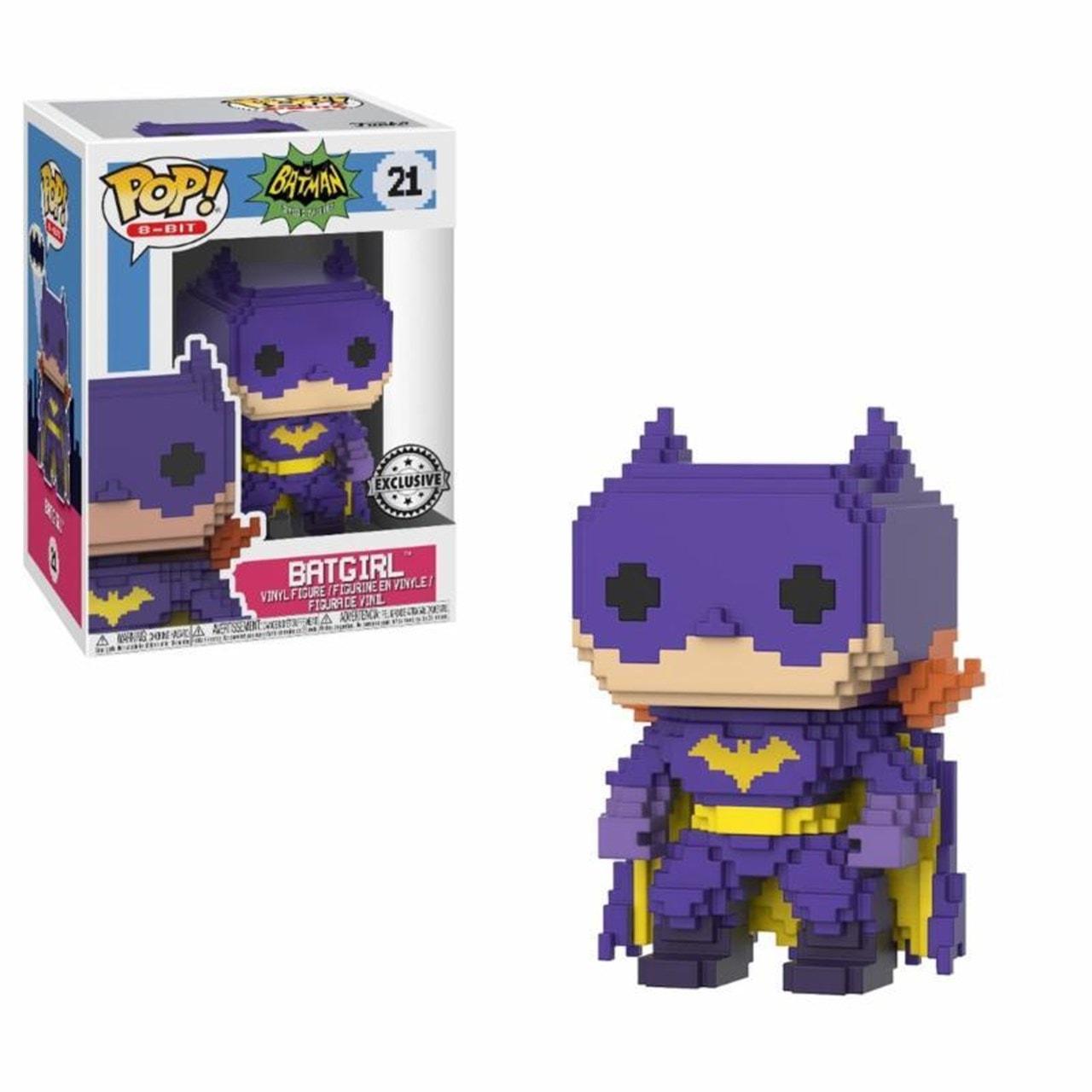 DC Batman: 8 Bit Batgirl Pop - 1