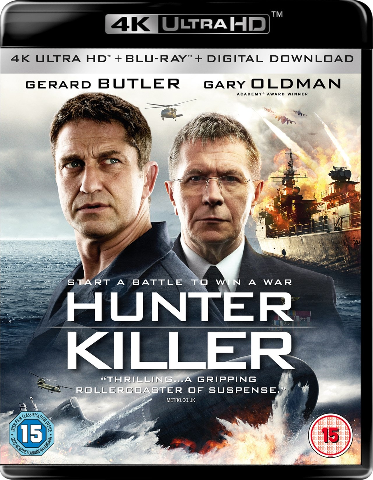 Hunter Killer - 1