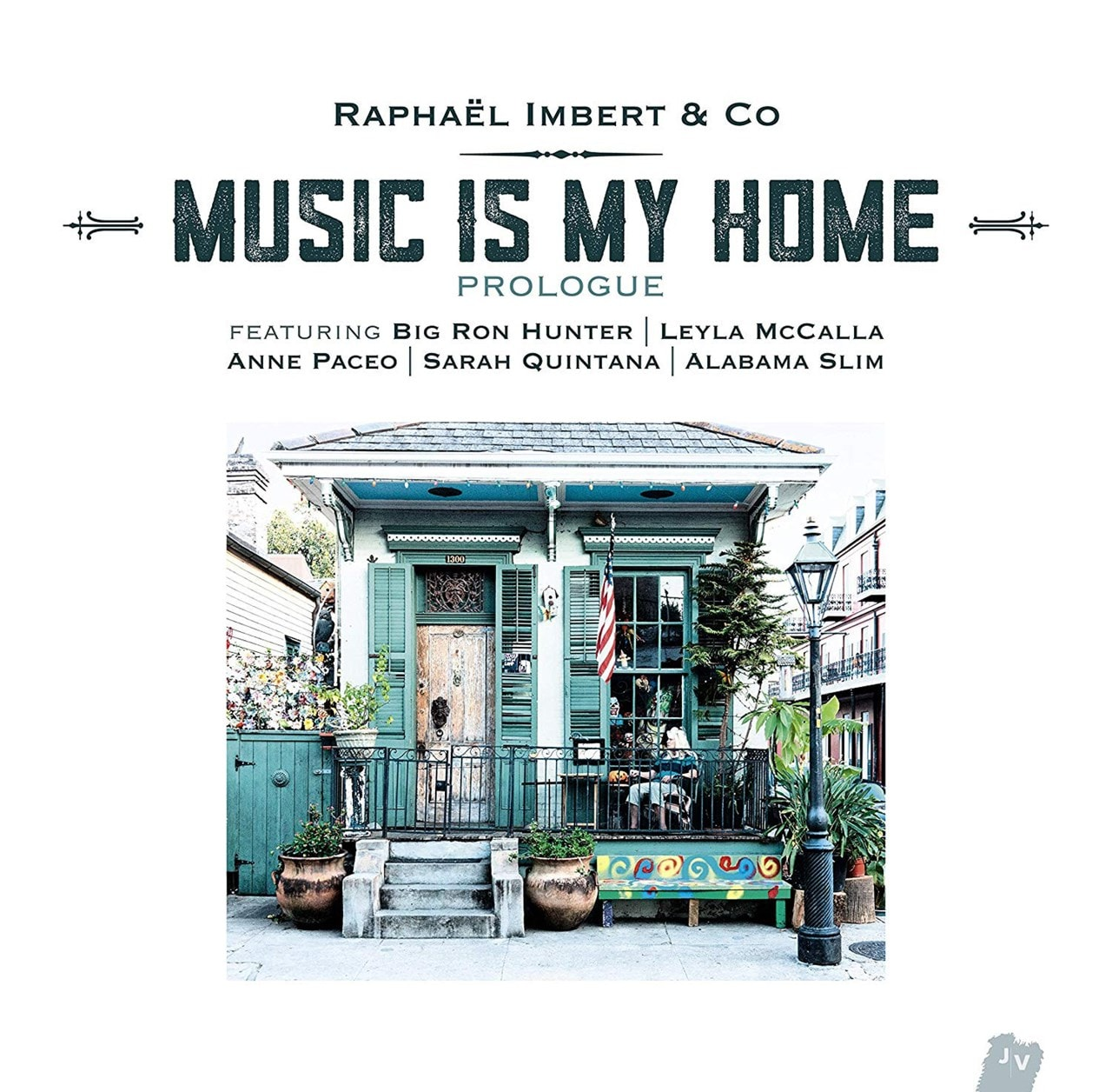 Music Is My Home: Prologue - 1