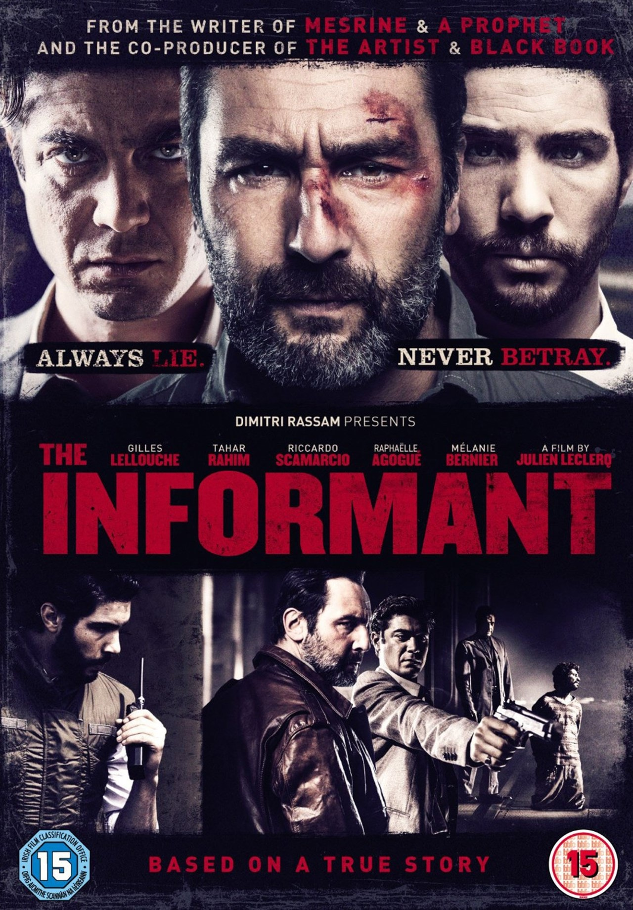 The Informant - 1