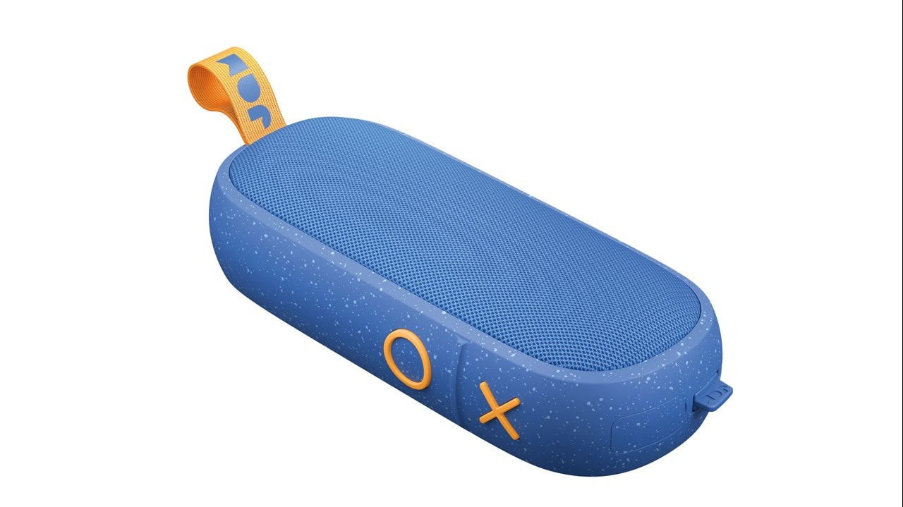 Jam Hang Around Blue Bluetooth Speaker - 1