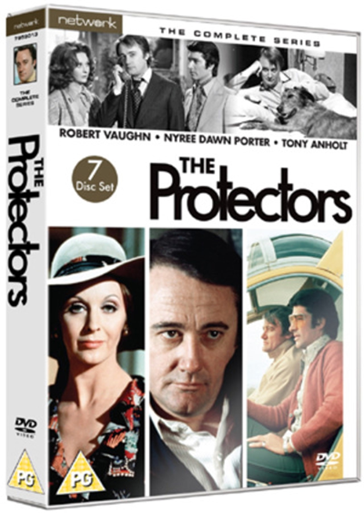 The Protectors: Complete Series - 1