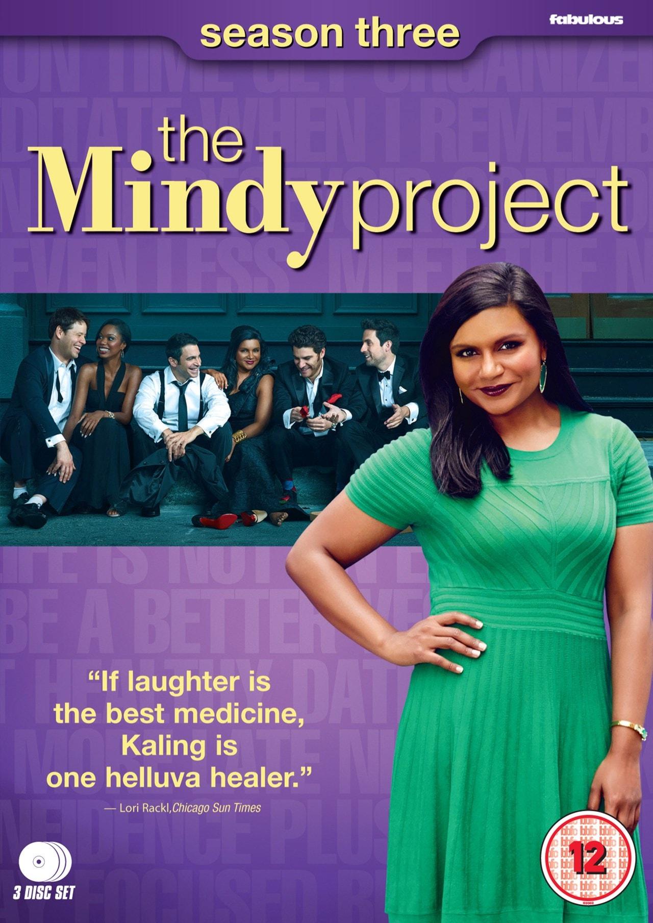 The Mindy Project: Season 3 - 1