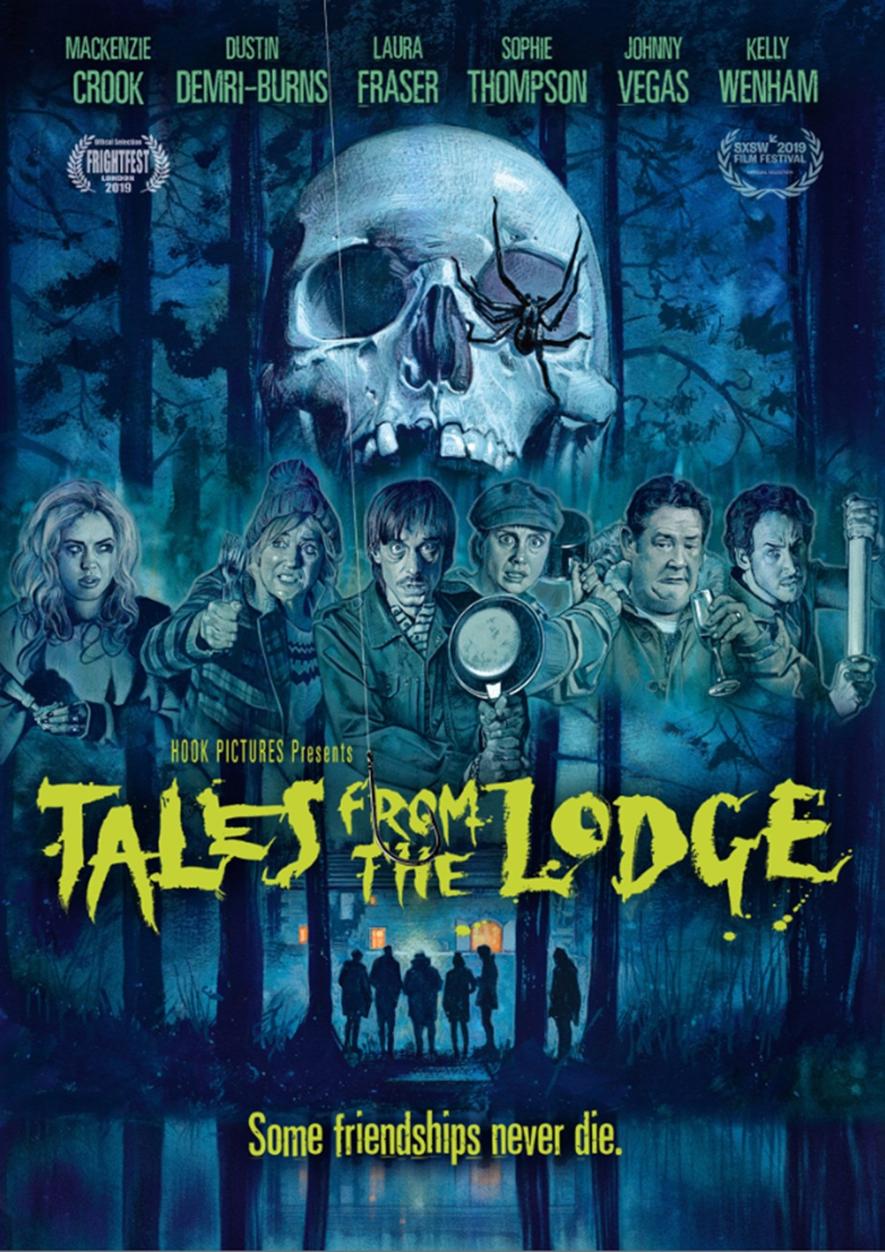 Tales from the Lodge - 1