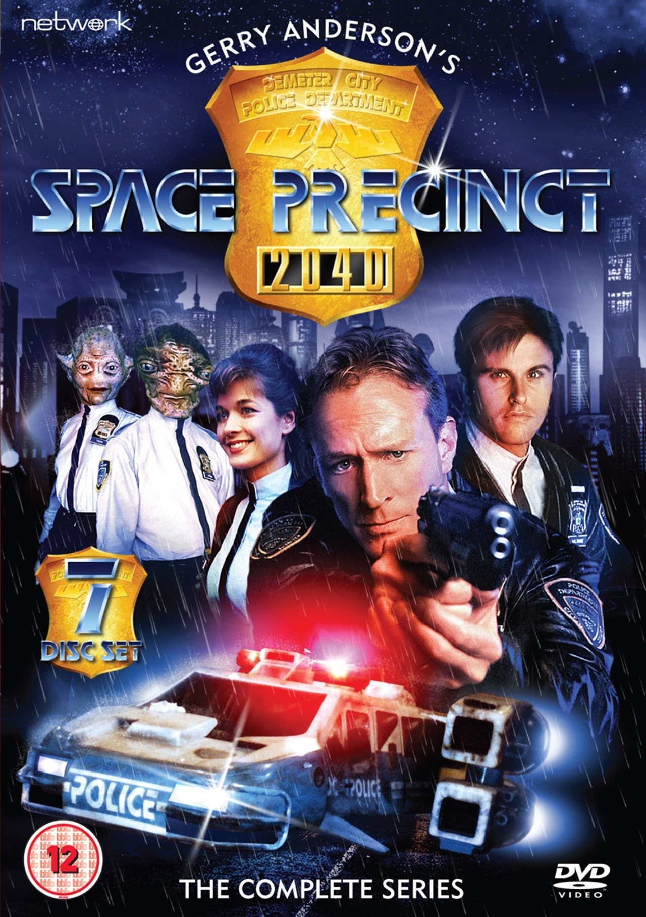 Space Precinct: The Complete Series - 1