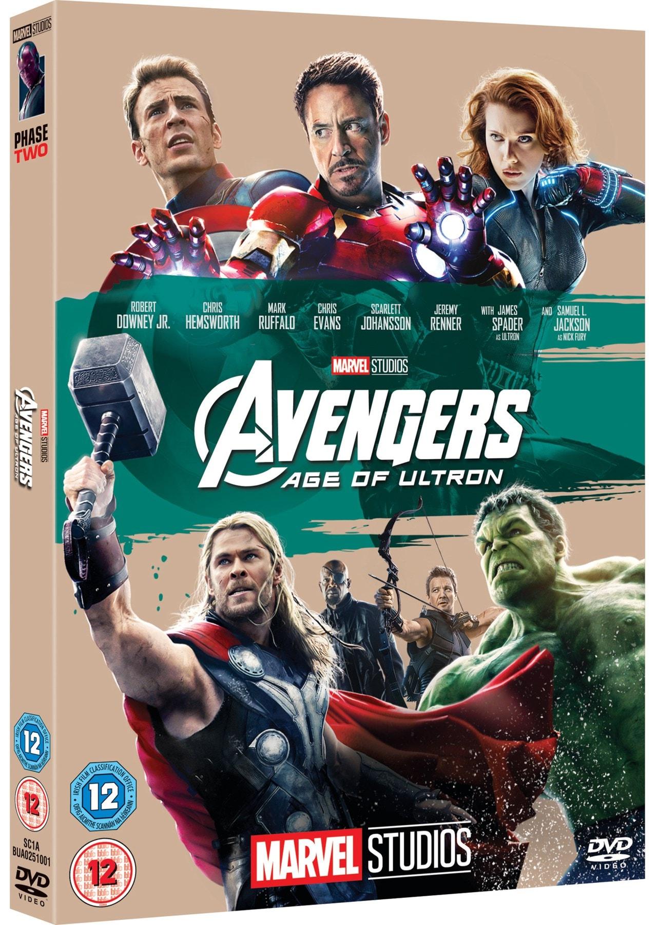 Avengers: Age of Ultron - 2