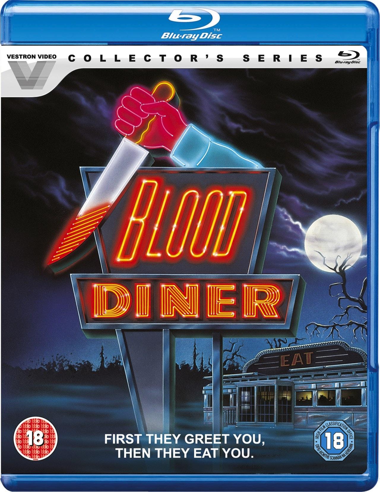 Blood Diner - 1