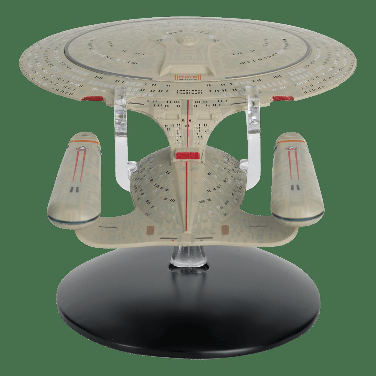 Star Trek USS Enterprise NCC-1701-D: Next Generation: Hero Collector - 4