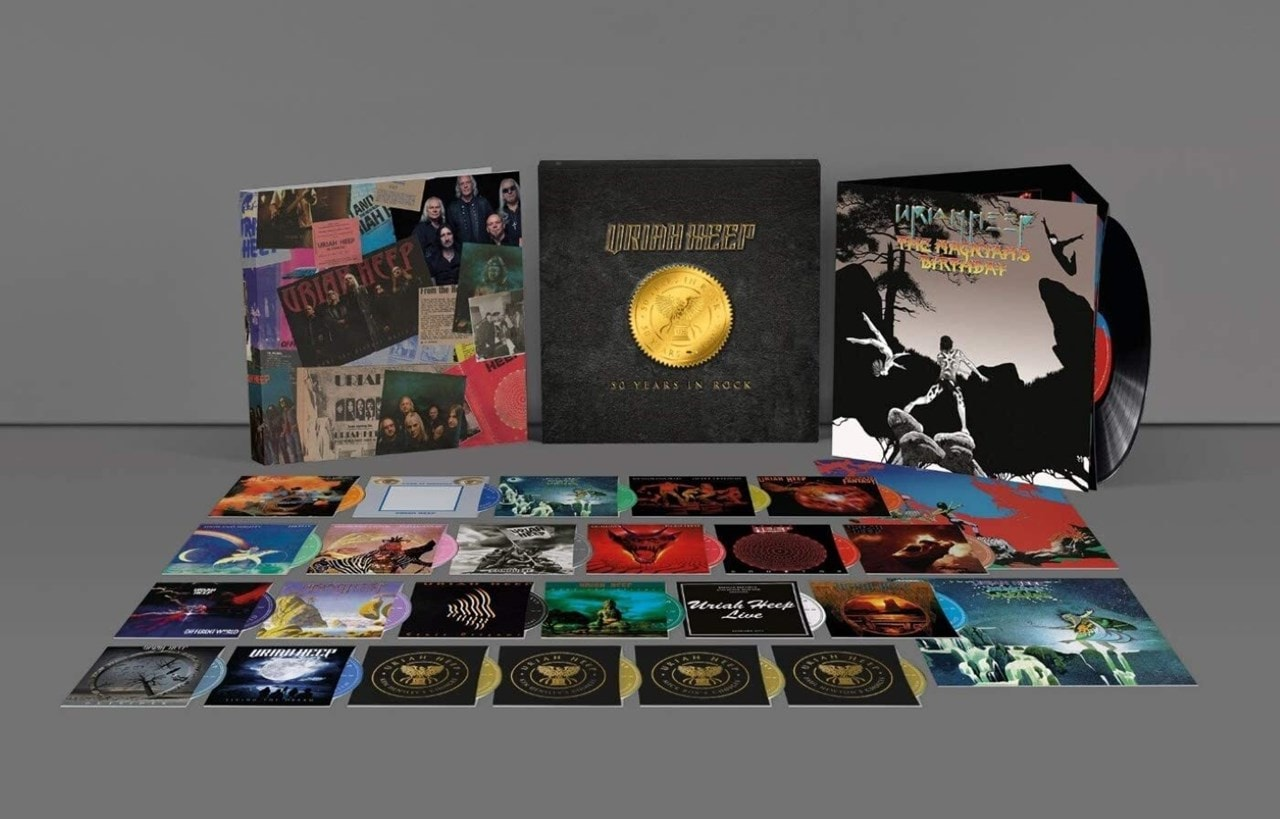 50 Years in Rock - 2