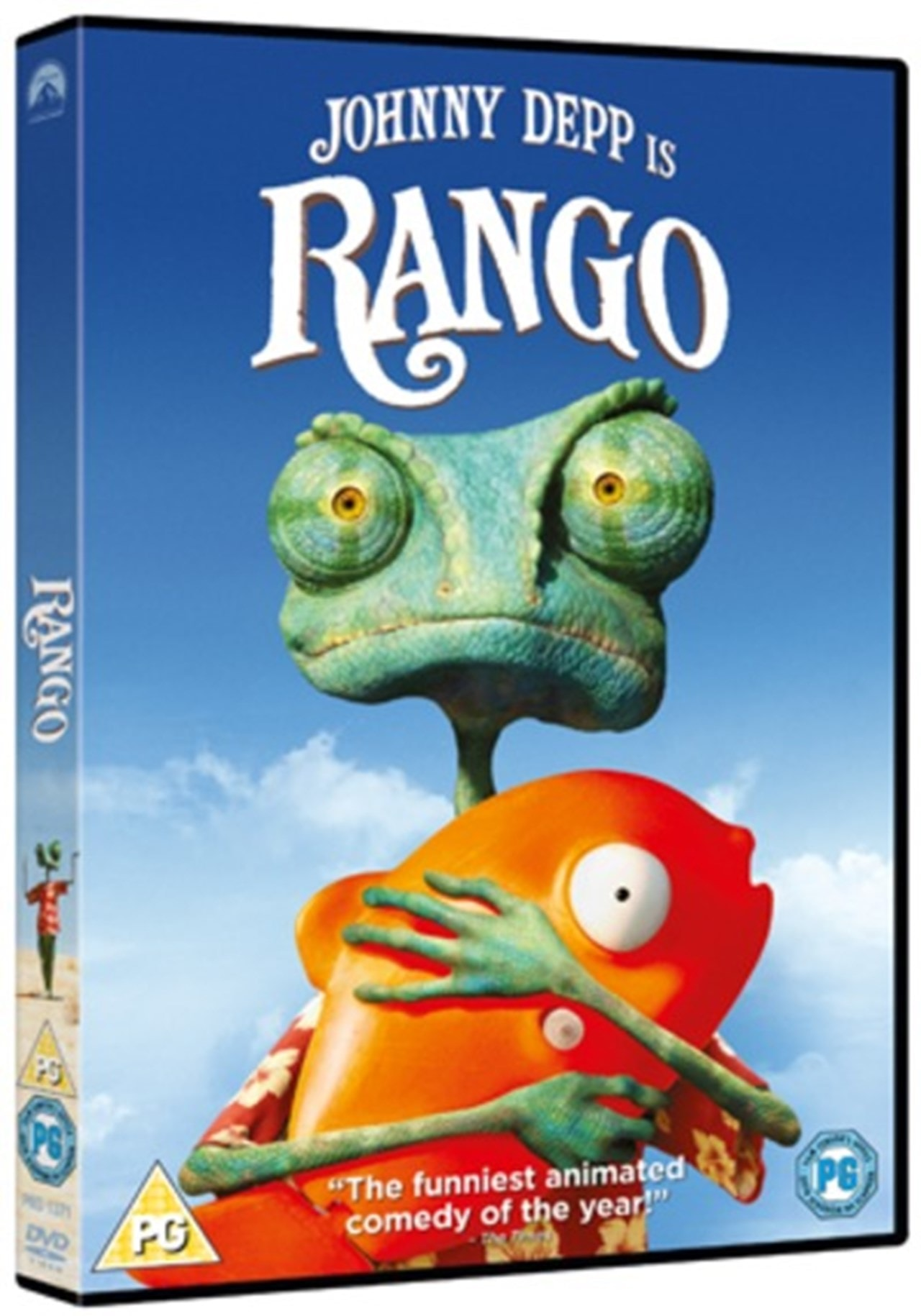 Rango - 1