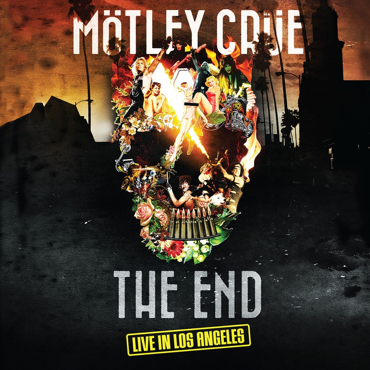 The End: Live in Los Angeles - 1