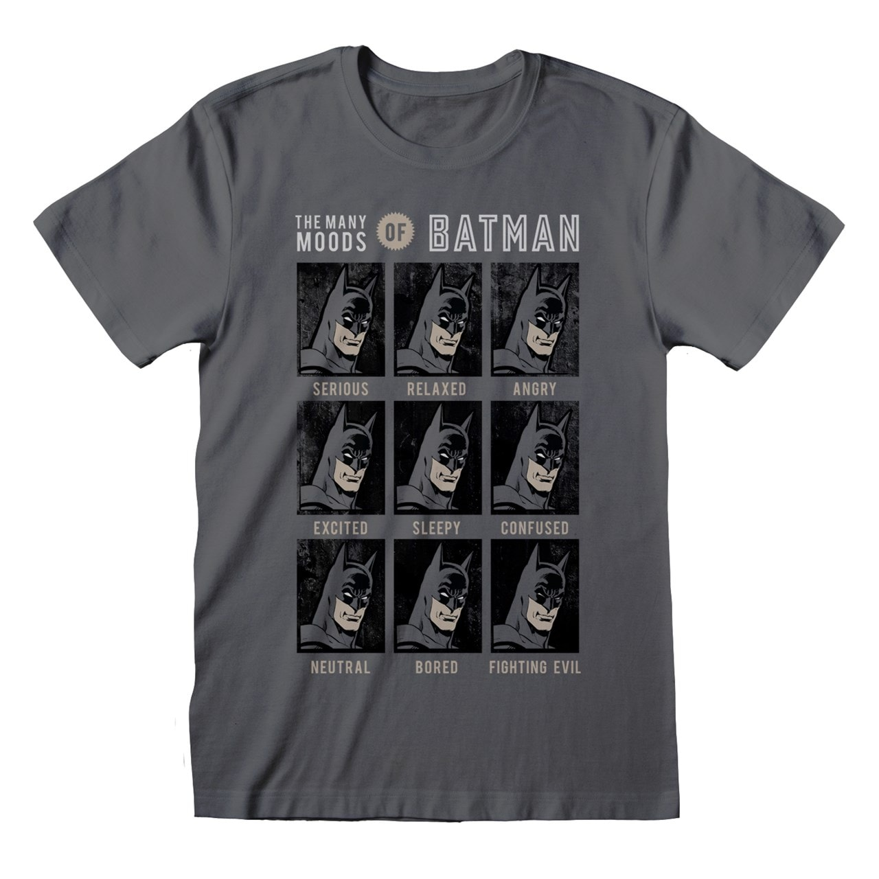 The Many Moods Of Batman (Small) - 1